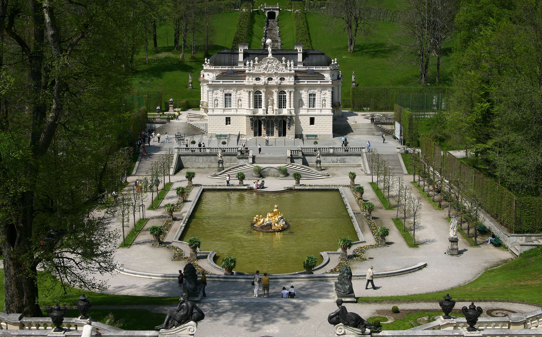 Дворец версаль  № 1743566 бесплатно
