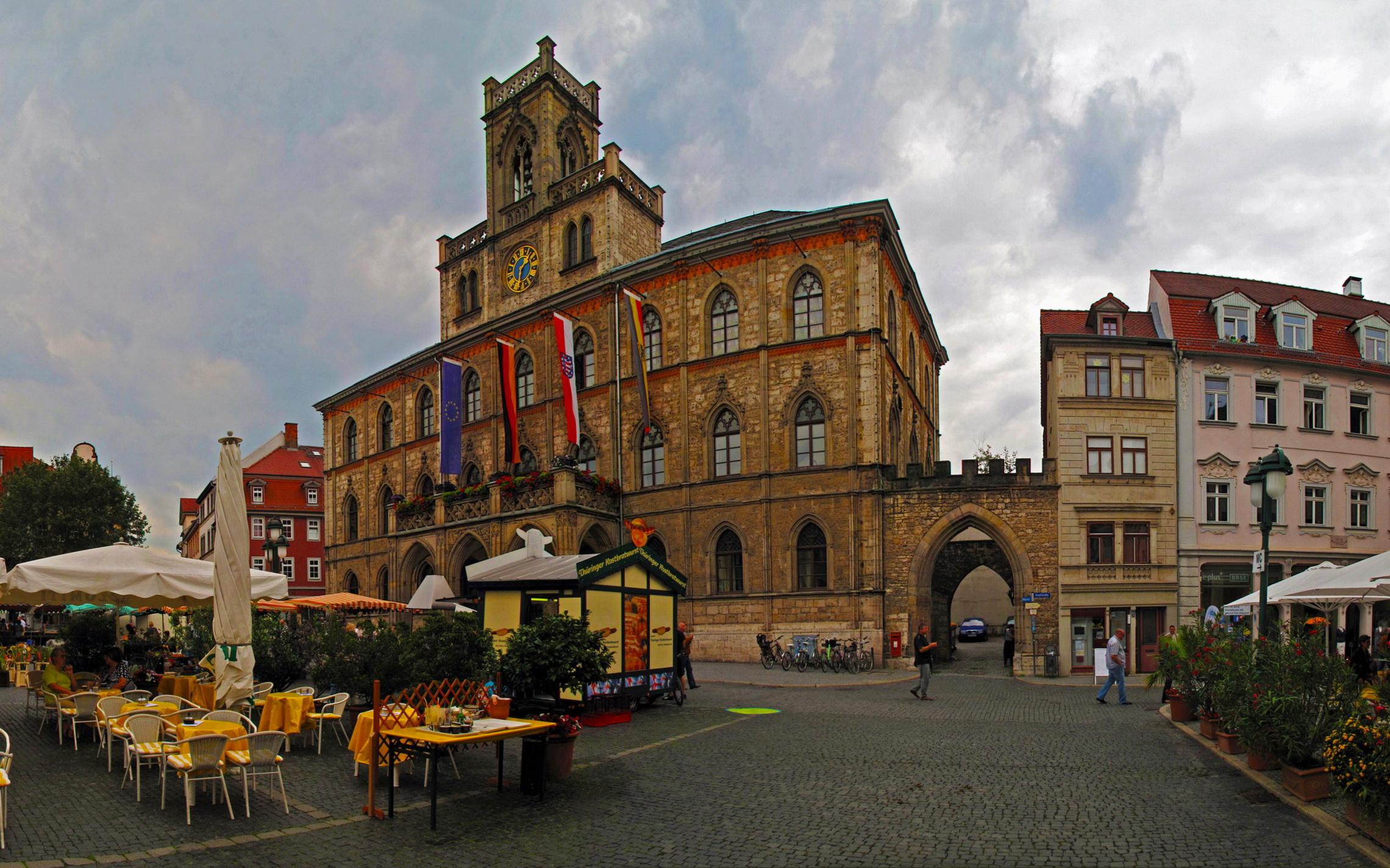 Эрфурт — Википедия