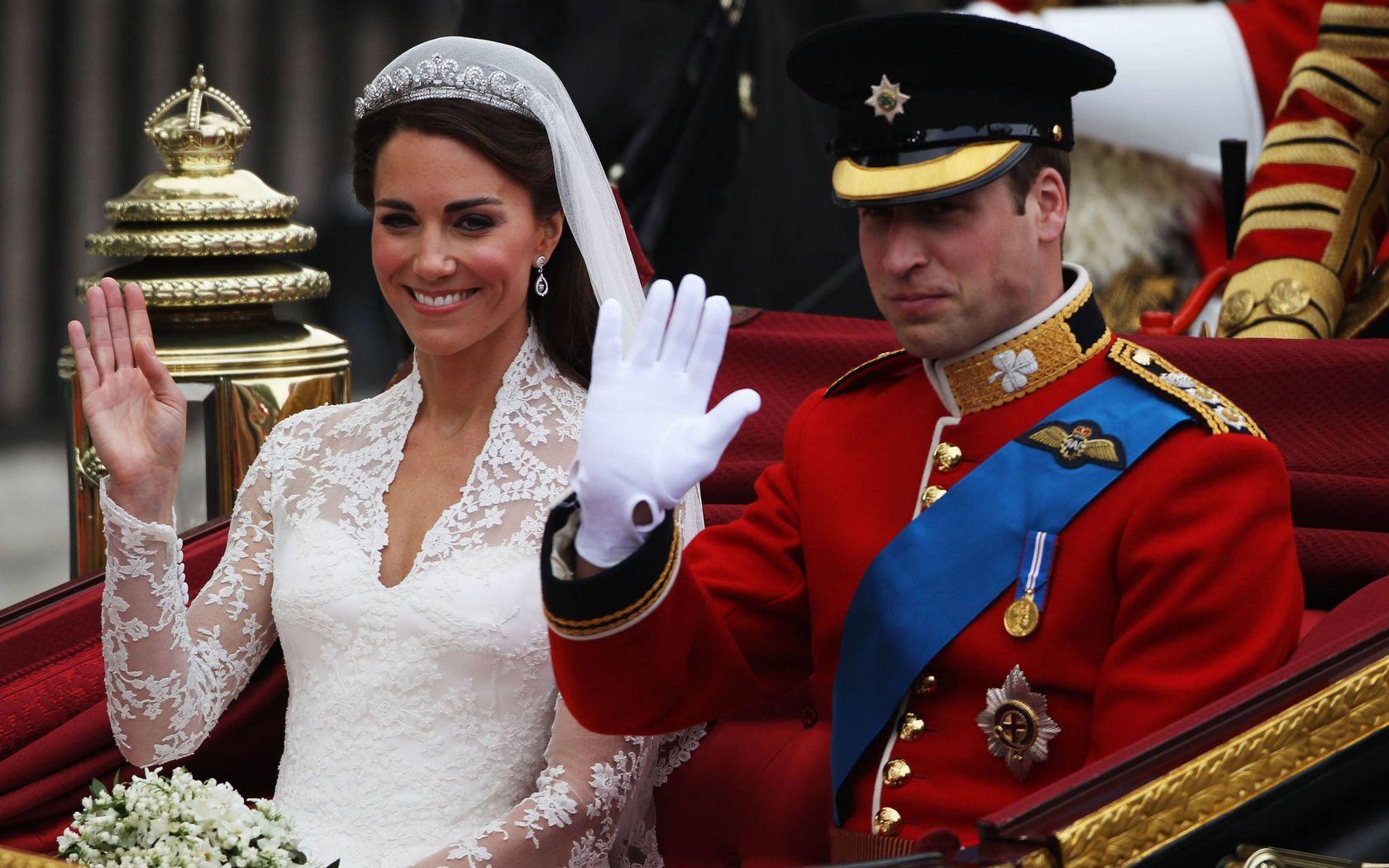 Свадьба принца уильяма и кейт миддлтон 11 фотография