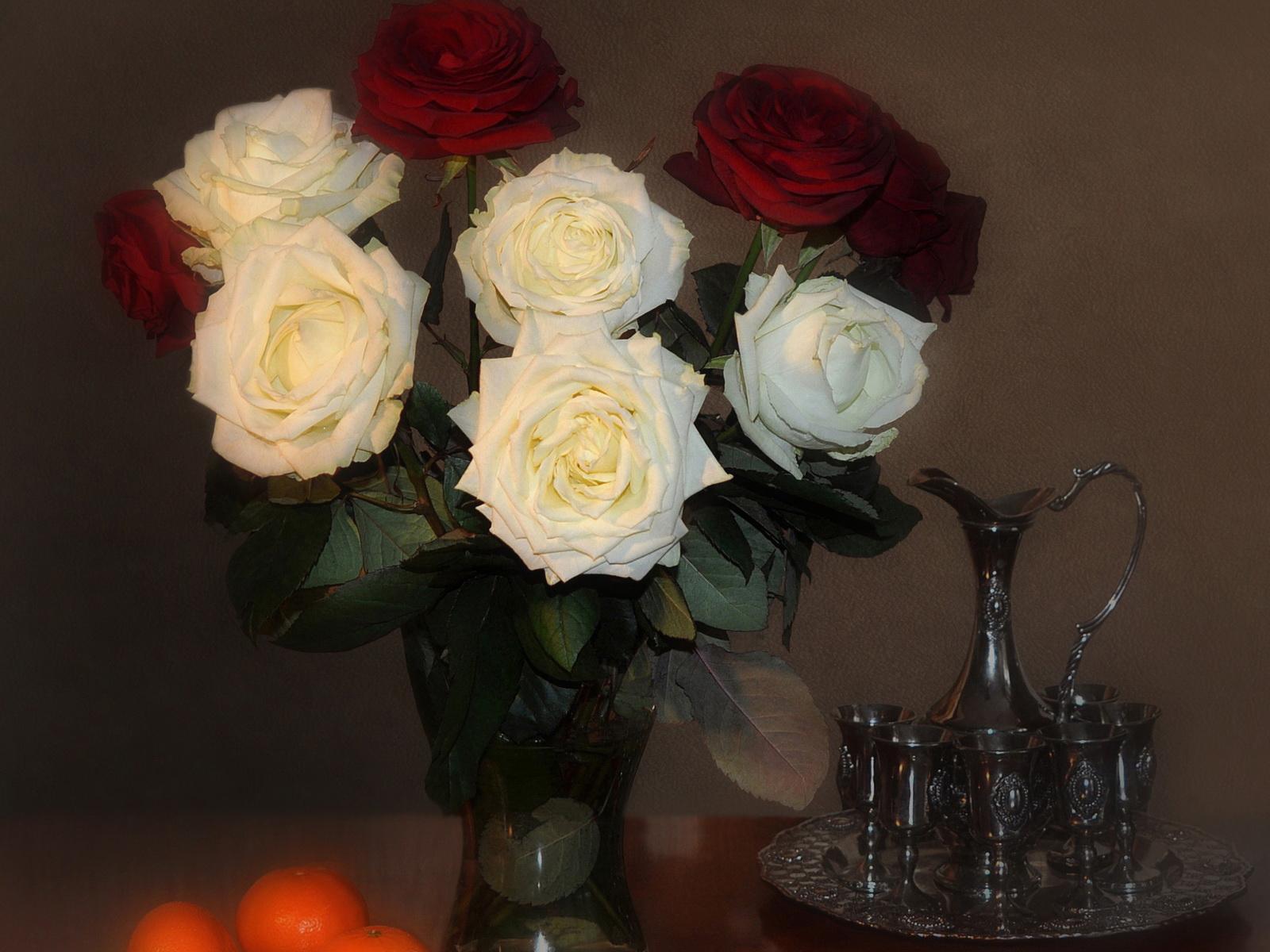 картинки цветов в вазе:
