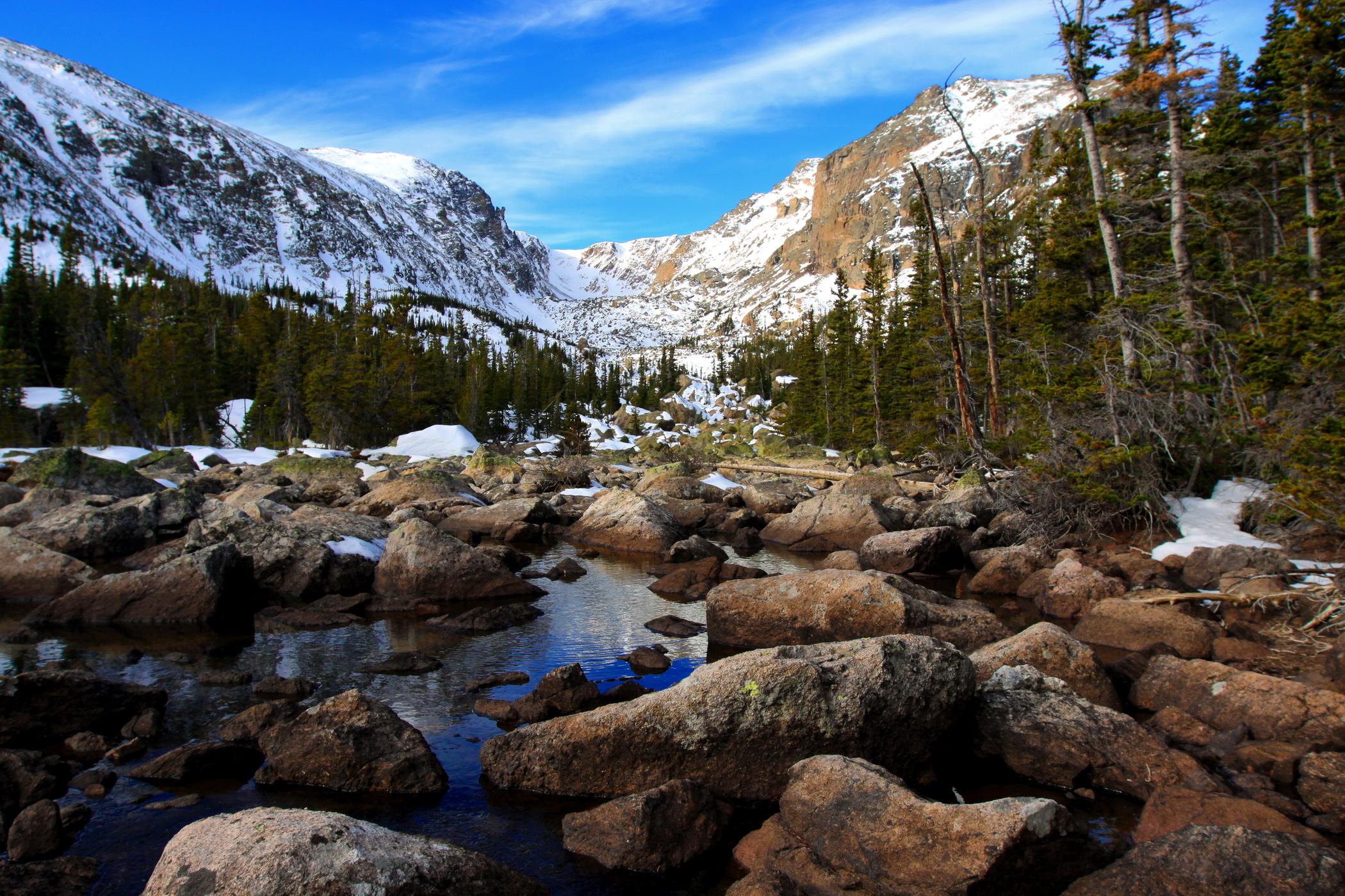 Red Mountain, Uncompahgre National Forest, Colorado  № 1563856 бесплатно