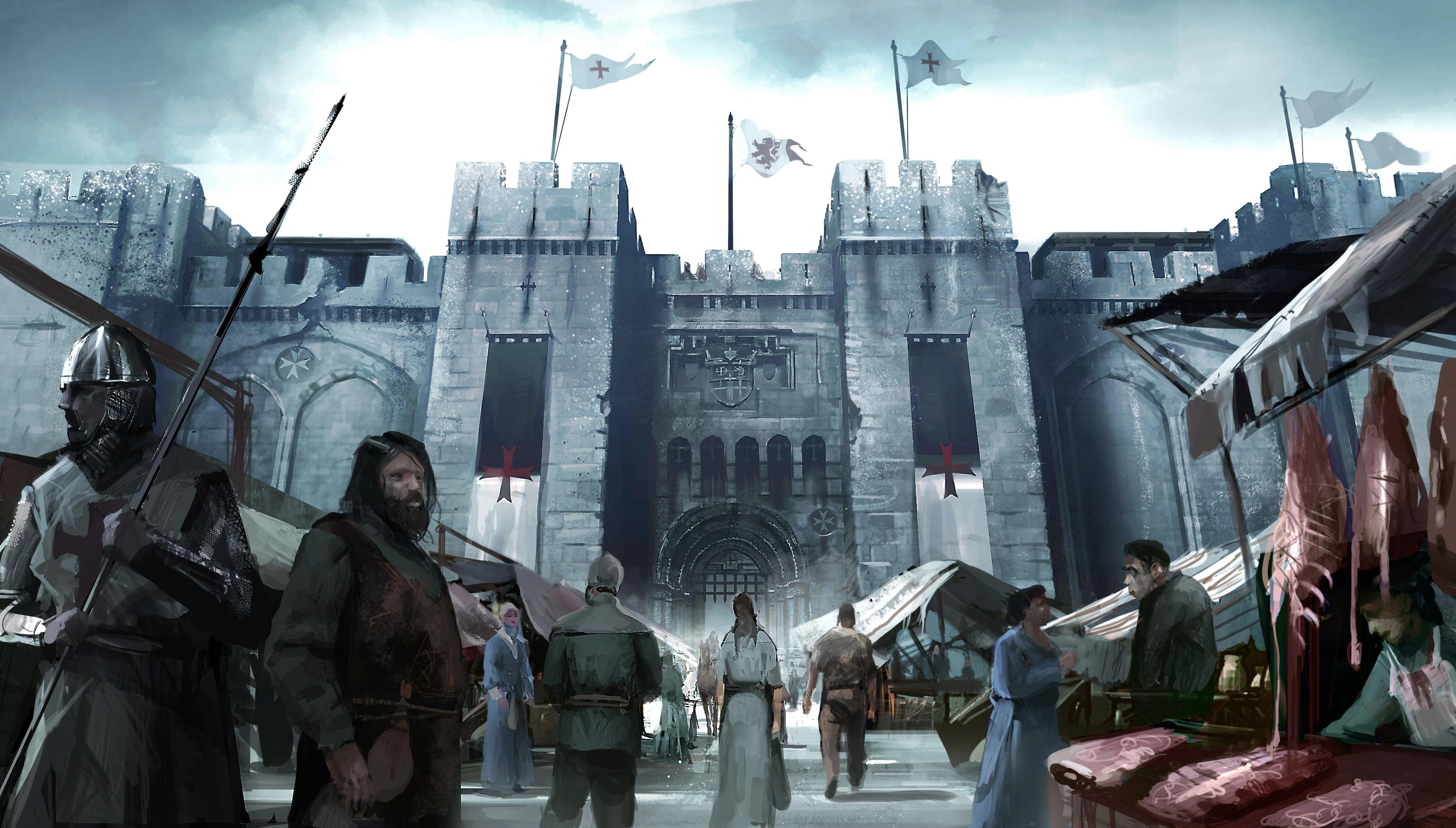 Охранники крепости скачать