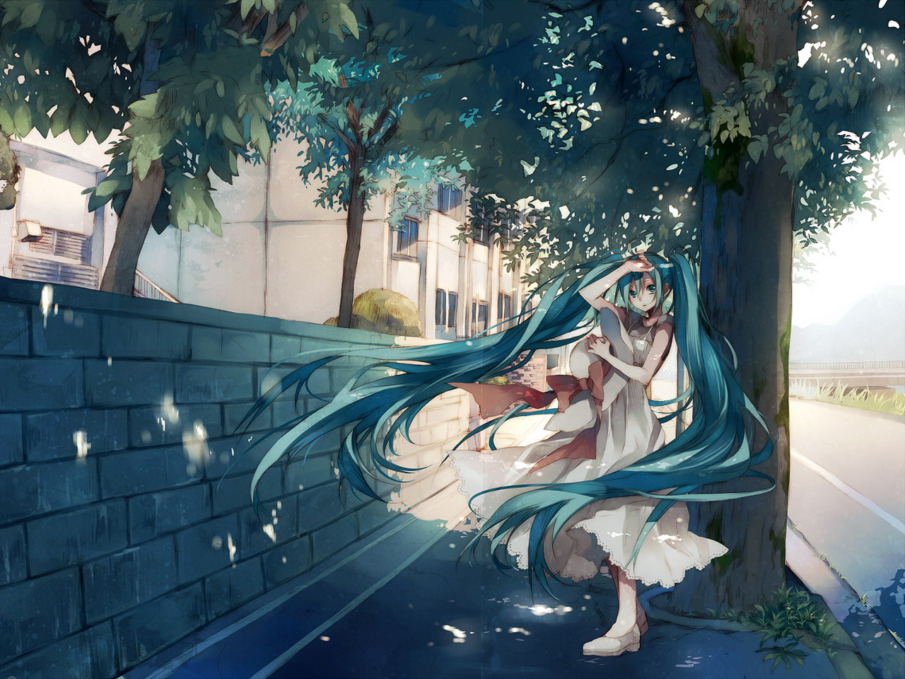 Фото Вокалоид Аниме Vocaloid