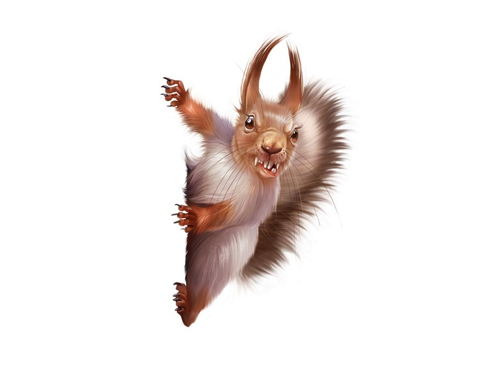 Evil squirrel gif - animalcarecollege info