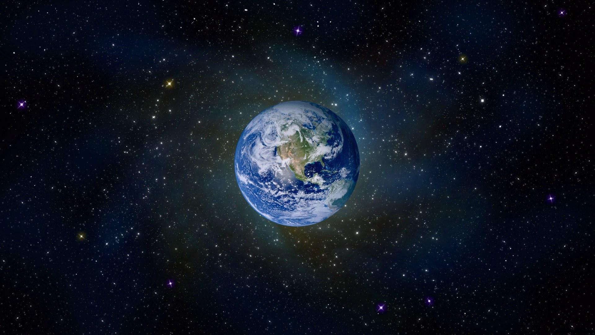 Обои Облака Мкс земля космос Скачать обои на рабочий