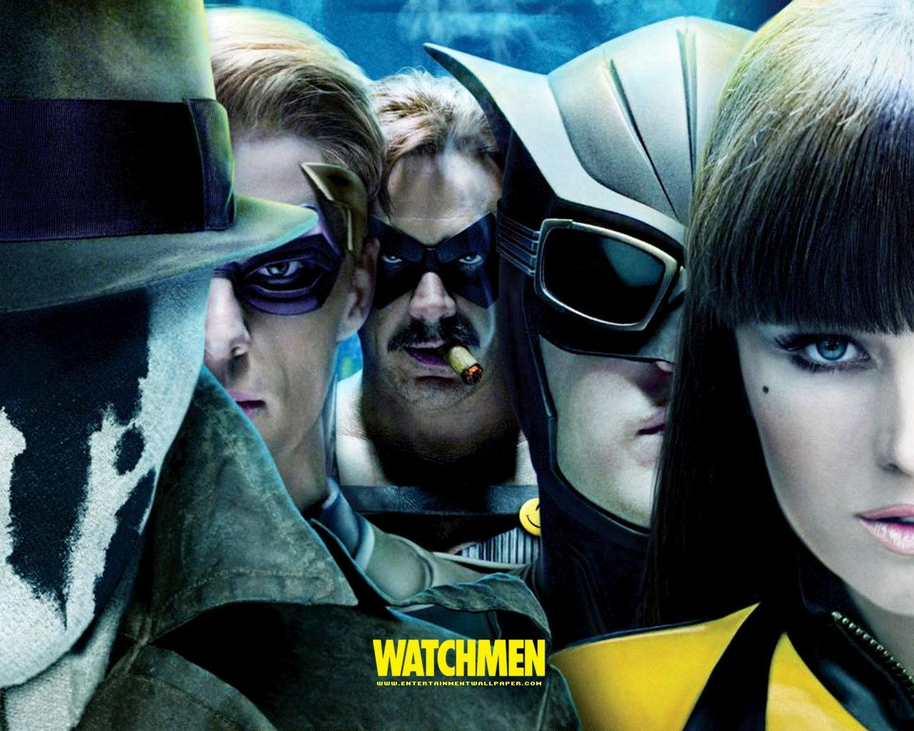 watchmen tv series - HD1280×1024
