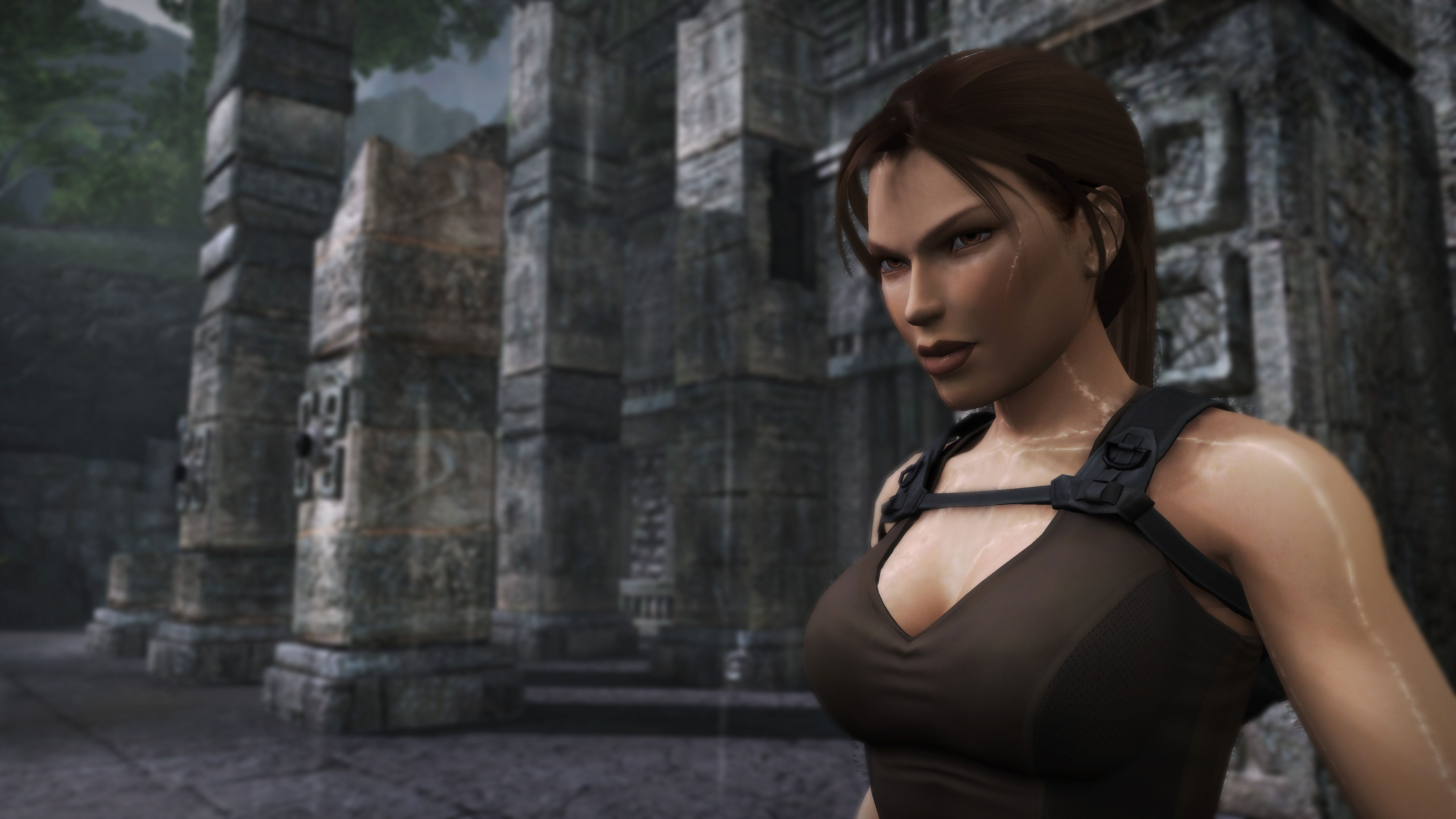 Lara croft underworld naked photo