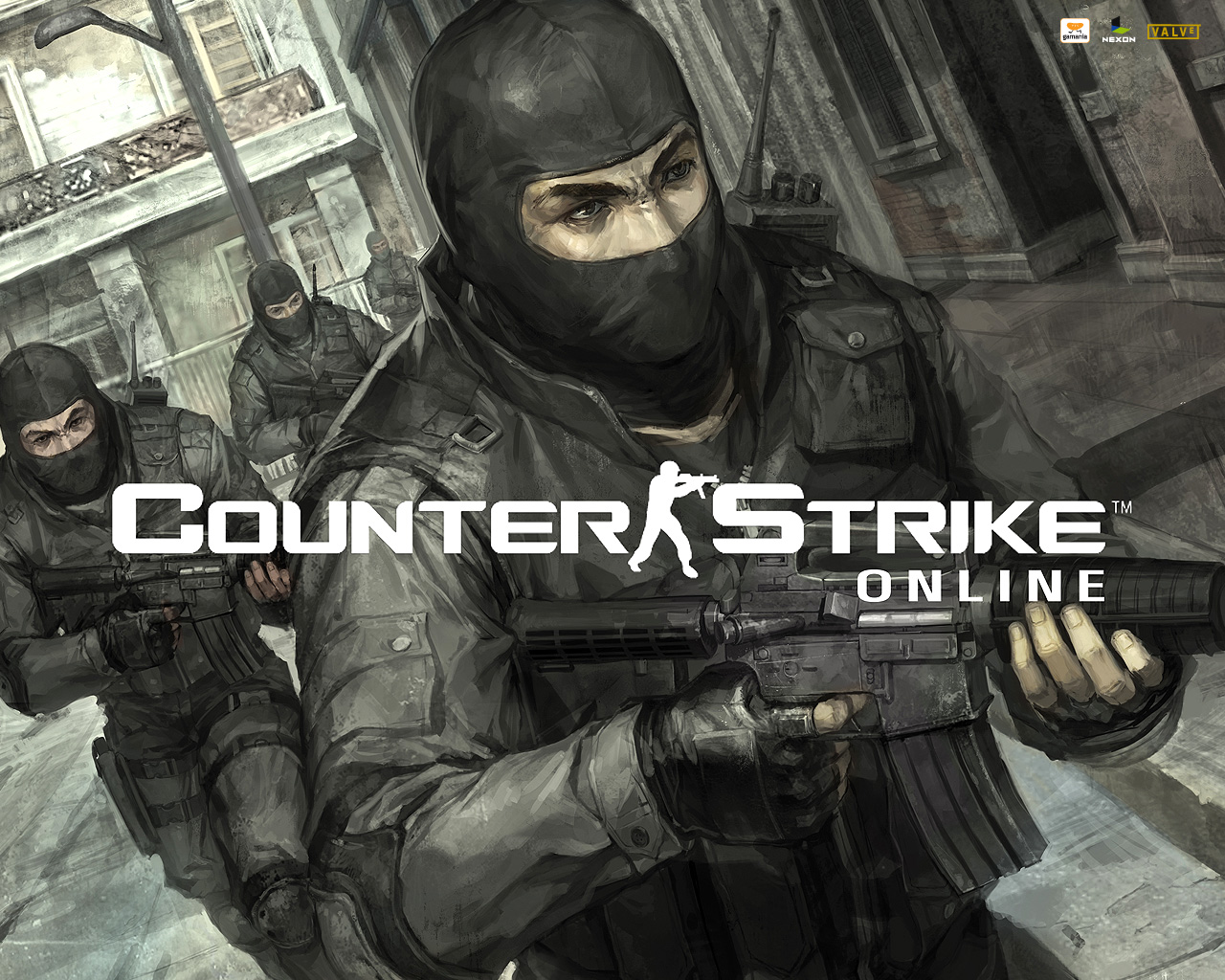 Рабочего стола Counter Strike Игры : 127362 в истинном размере нажмите…