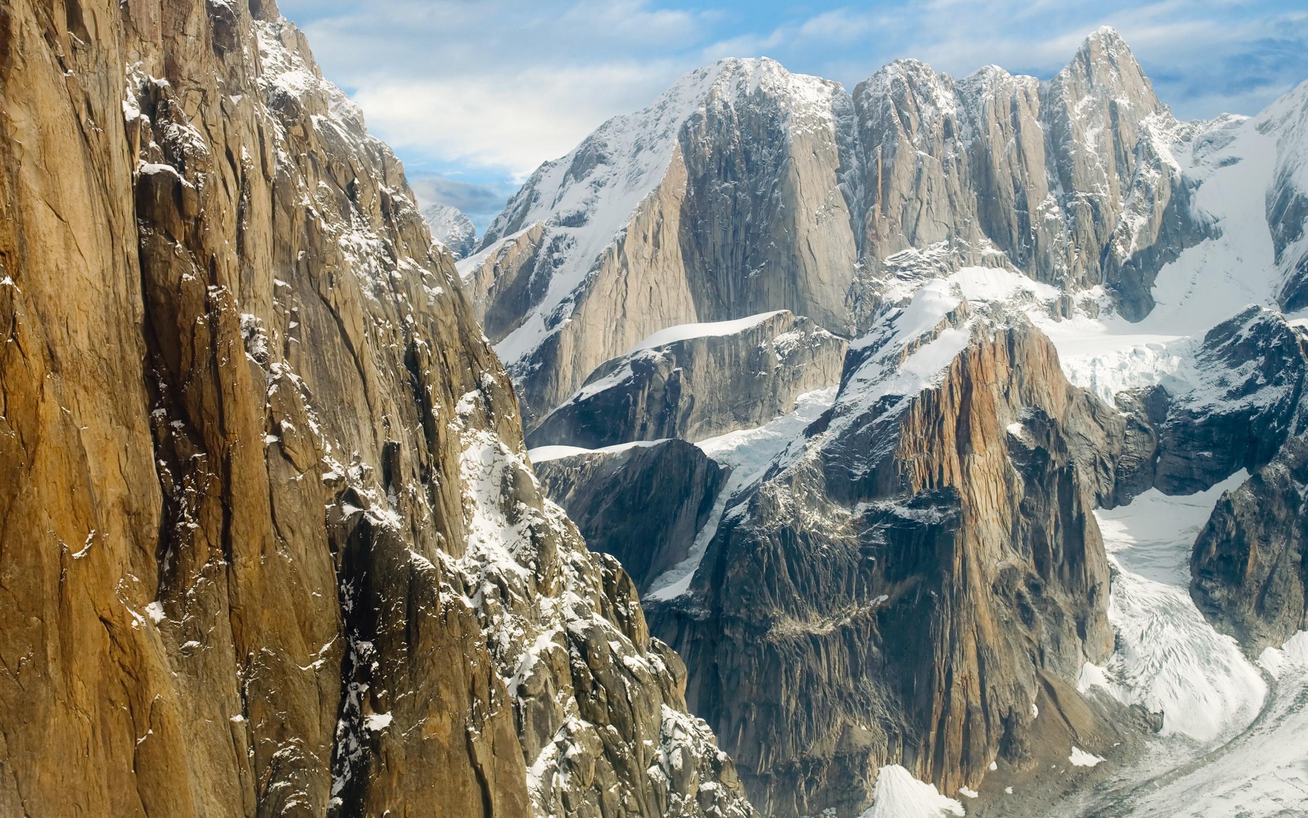 графика горы скалы снег зима рисунок graphics mountains rock snow winter figure бесплатно