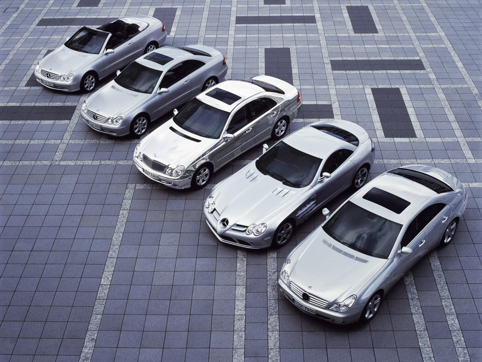 Продажа автомобилей MERCEDES-BENZ в Москве