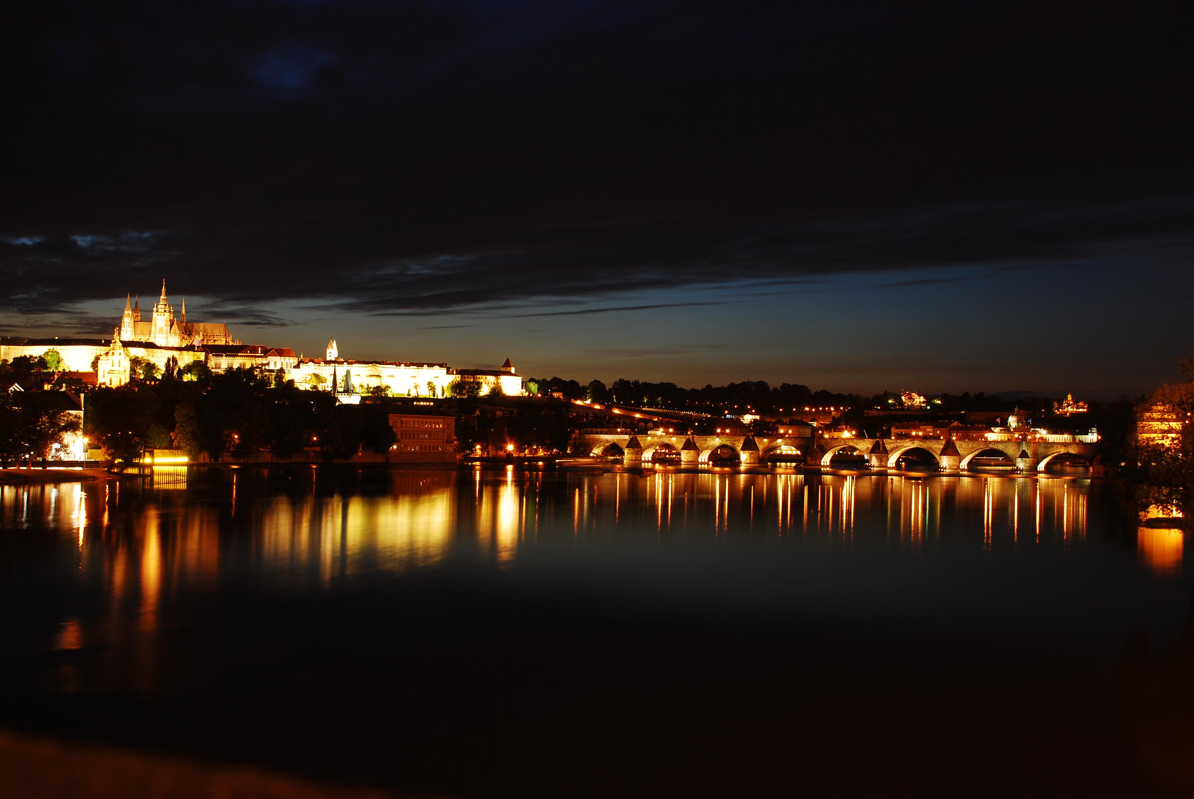Ночные города ( ночью ) - Города