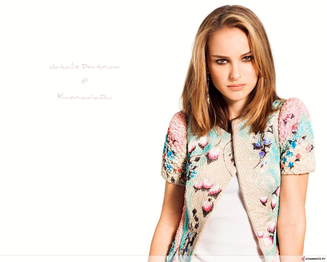Обои для рабочего стола Natalie Portman Знаменитости Натали Портман