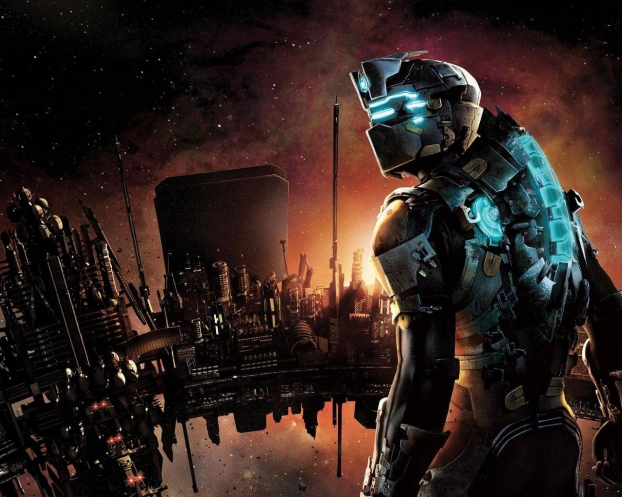 Картинки Игры Dead Space Dead Space 2 Fan ART компьютерная игра Фан АРТ