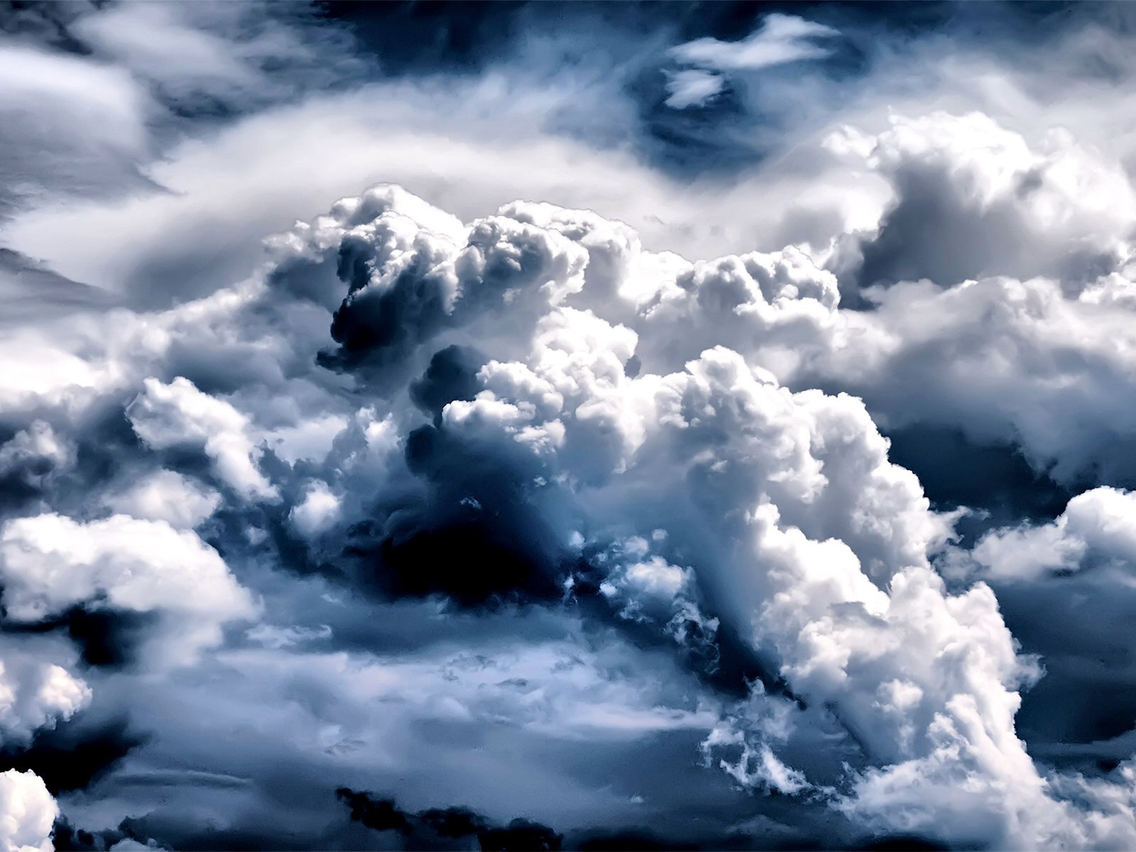 Обои Облака. Природа foto 11