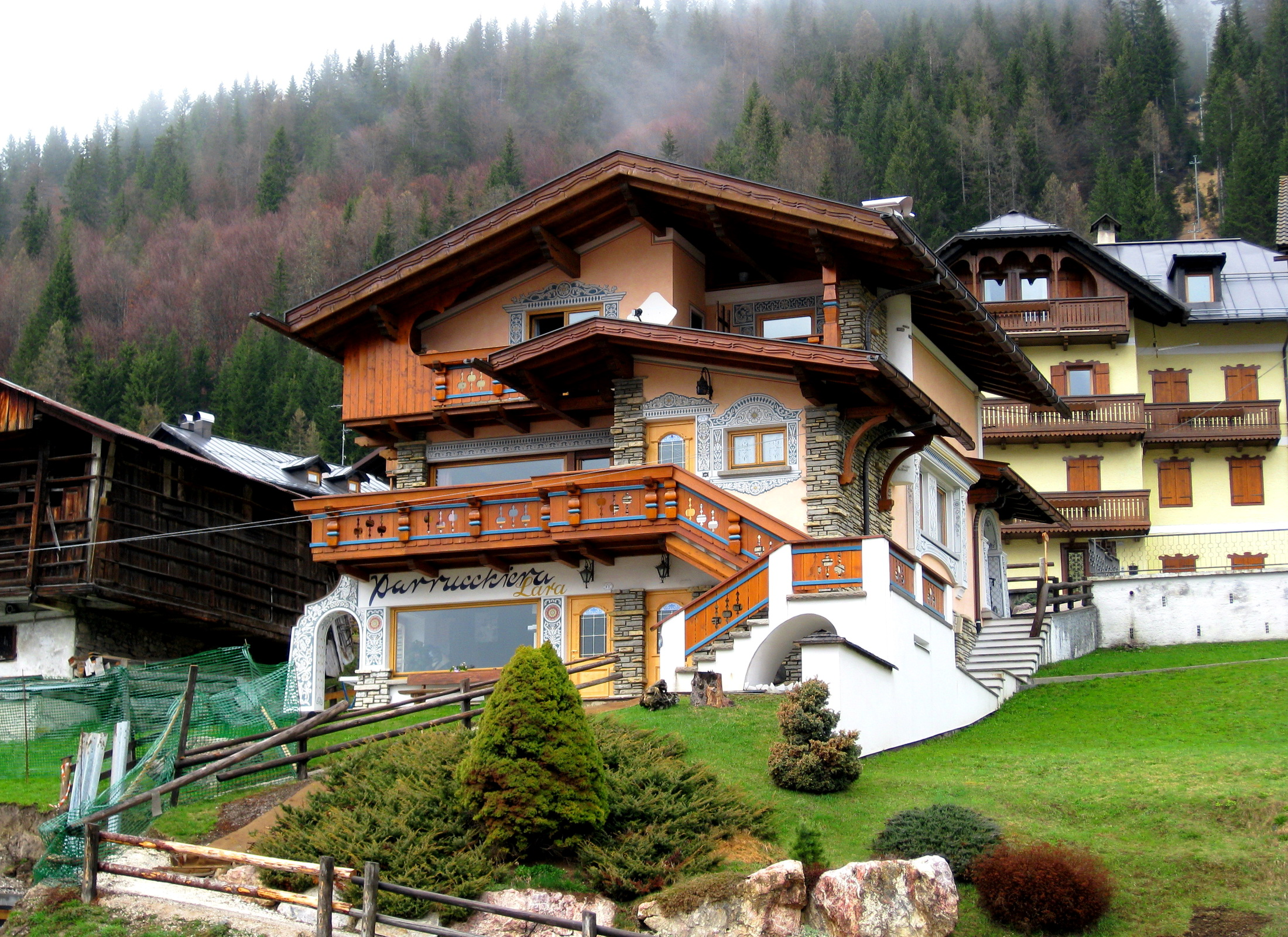 Properties sappada for permanent residence