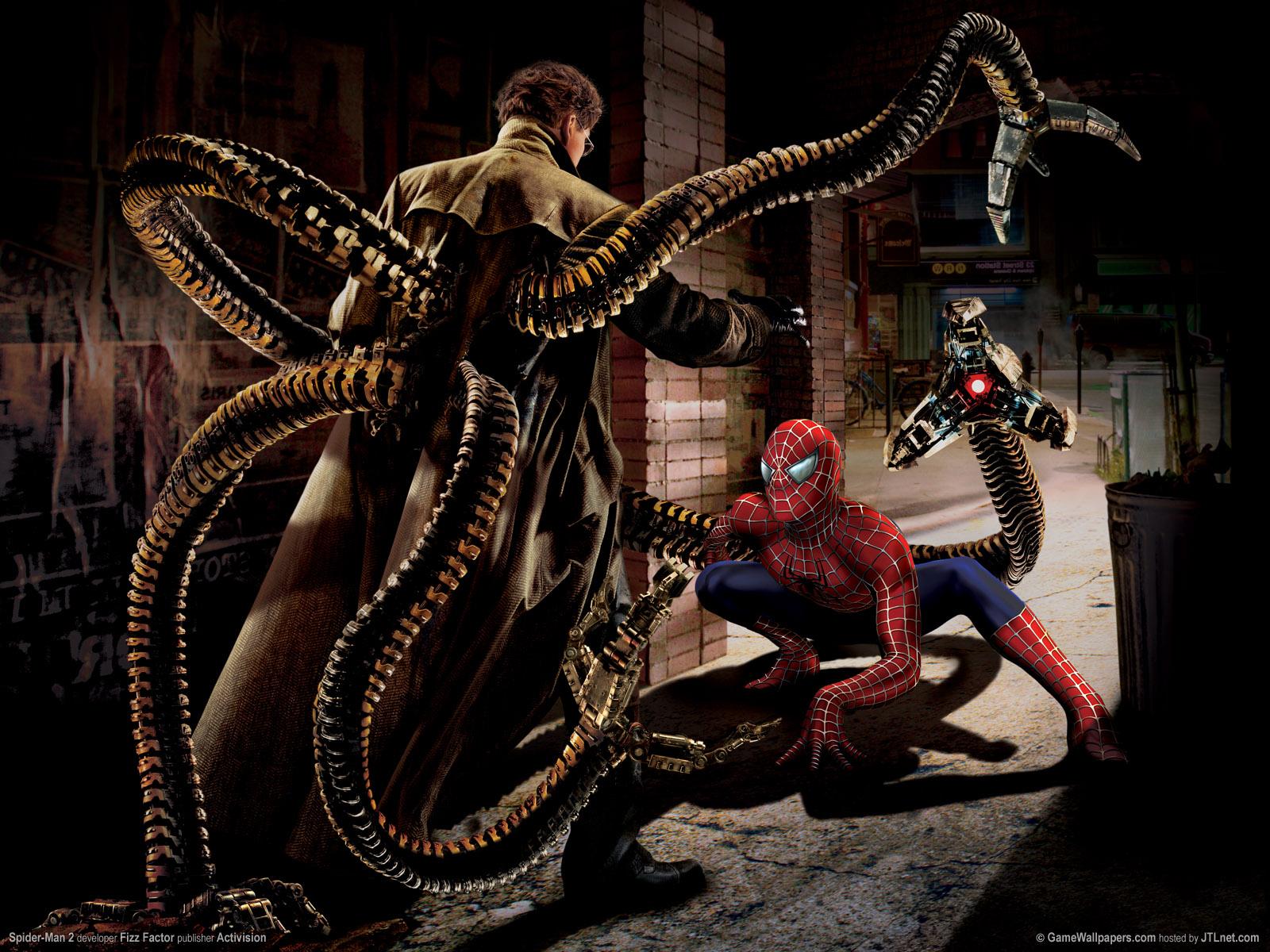 Картинка Spider-Man Игры компьютерная игра