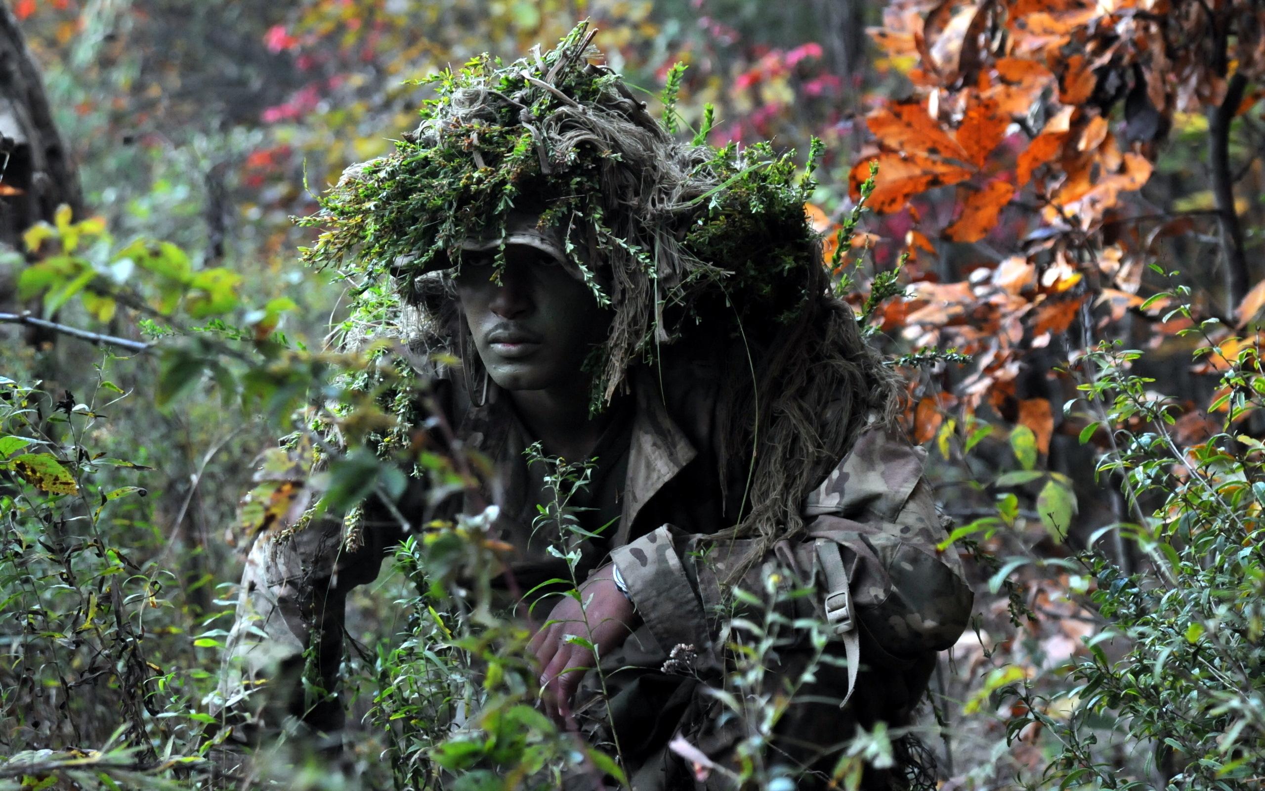 Снайпер в траве бесплатно