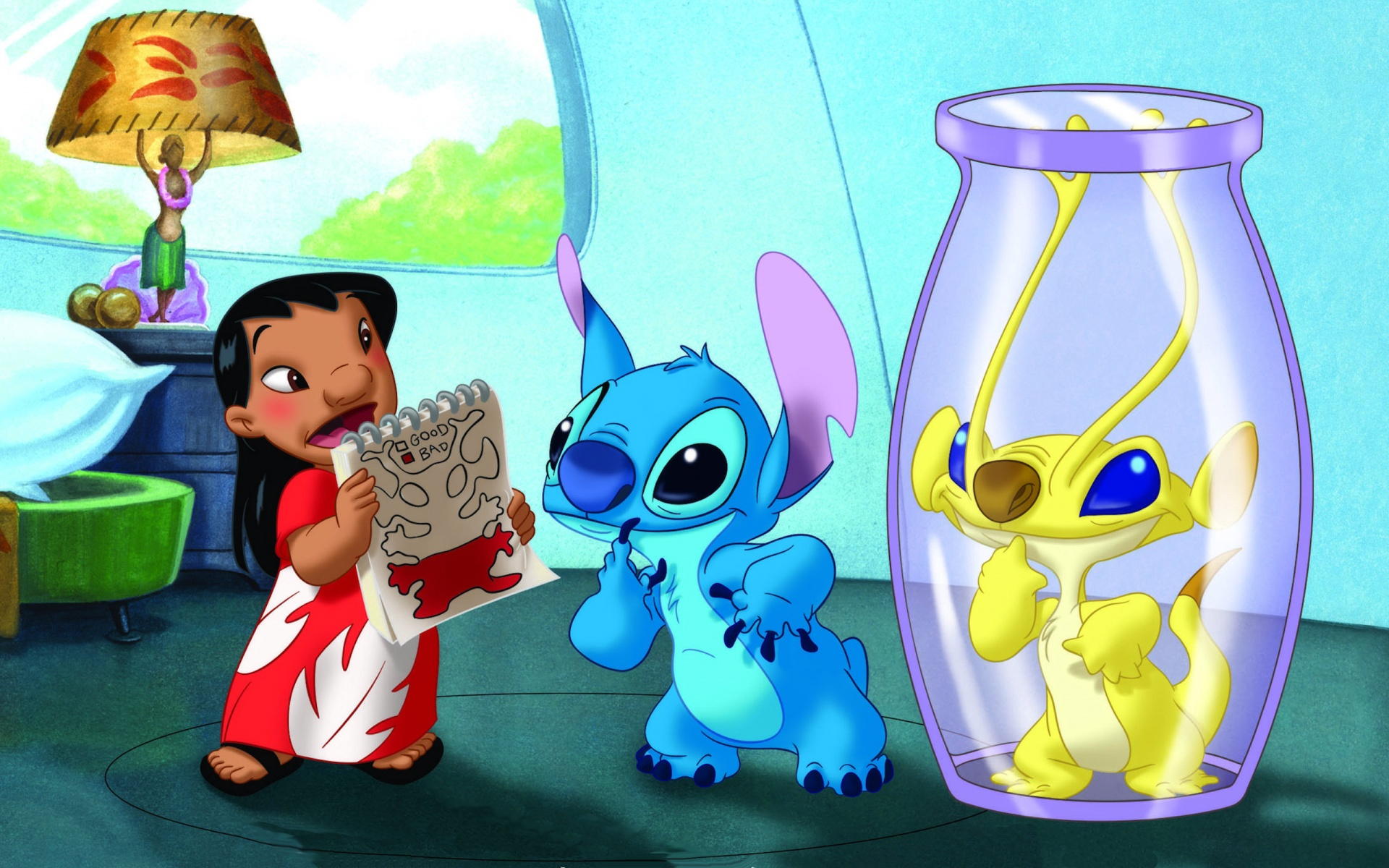 Lilo and stitch french fry online games
