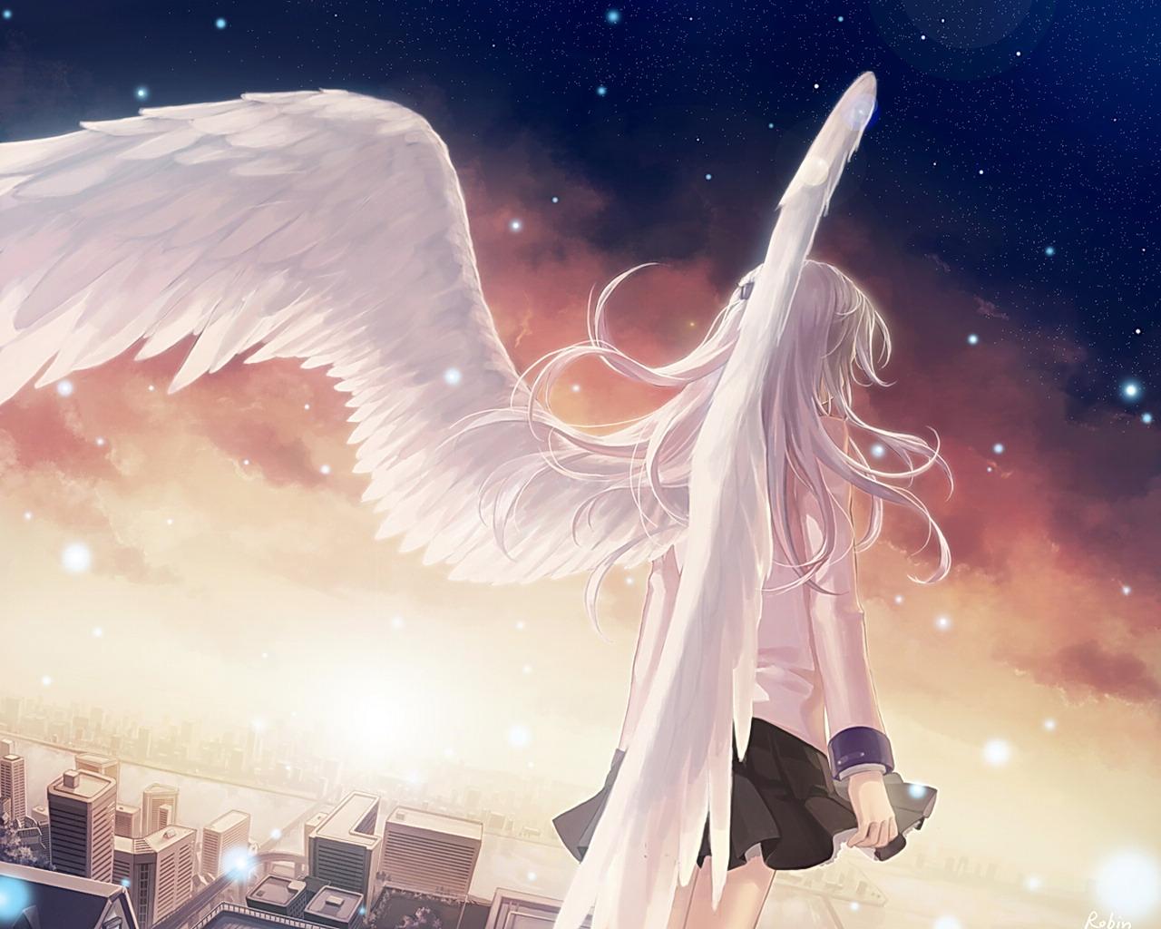 Angel Beats Wallpaper エンジェル ビーツ 壁紙 Naver まとめ
