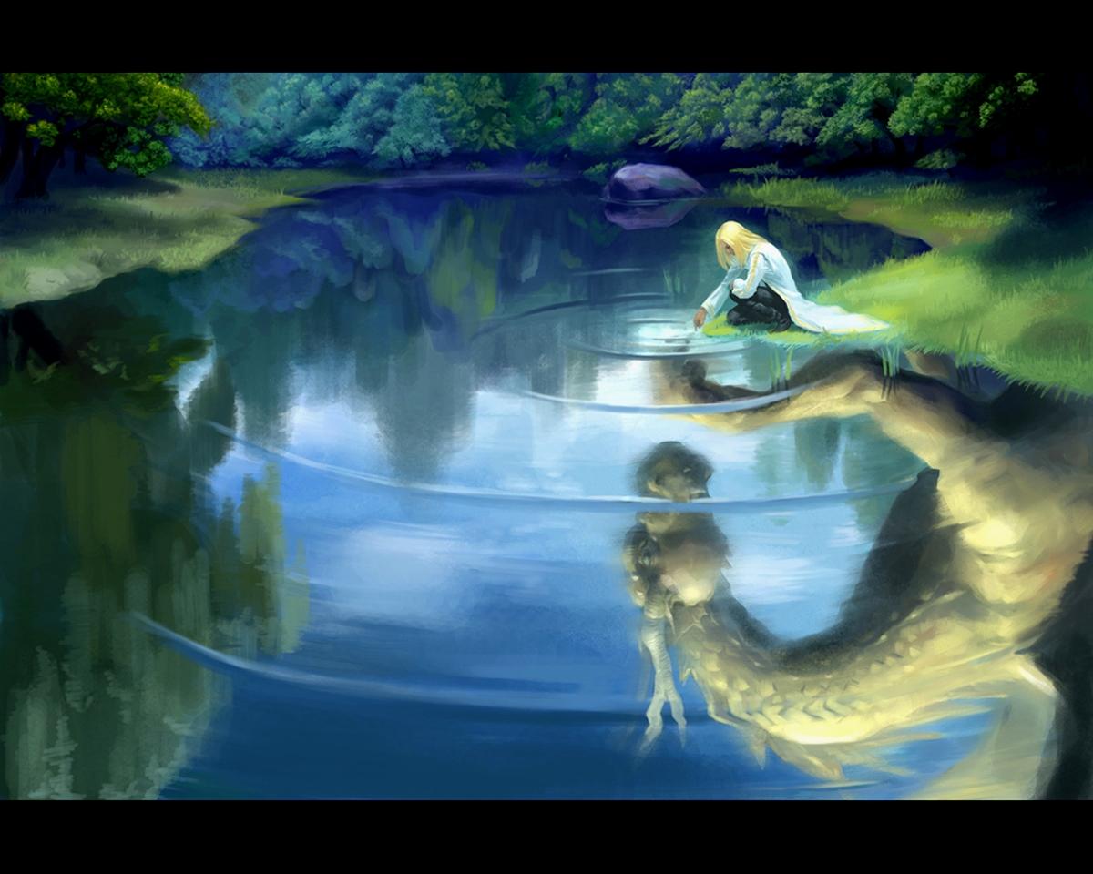 Слэш дракон и человек 9 фотография