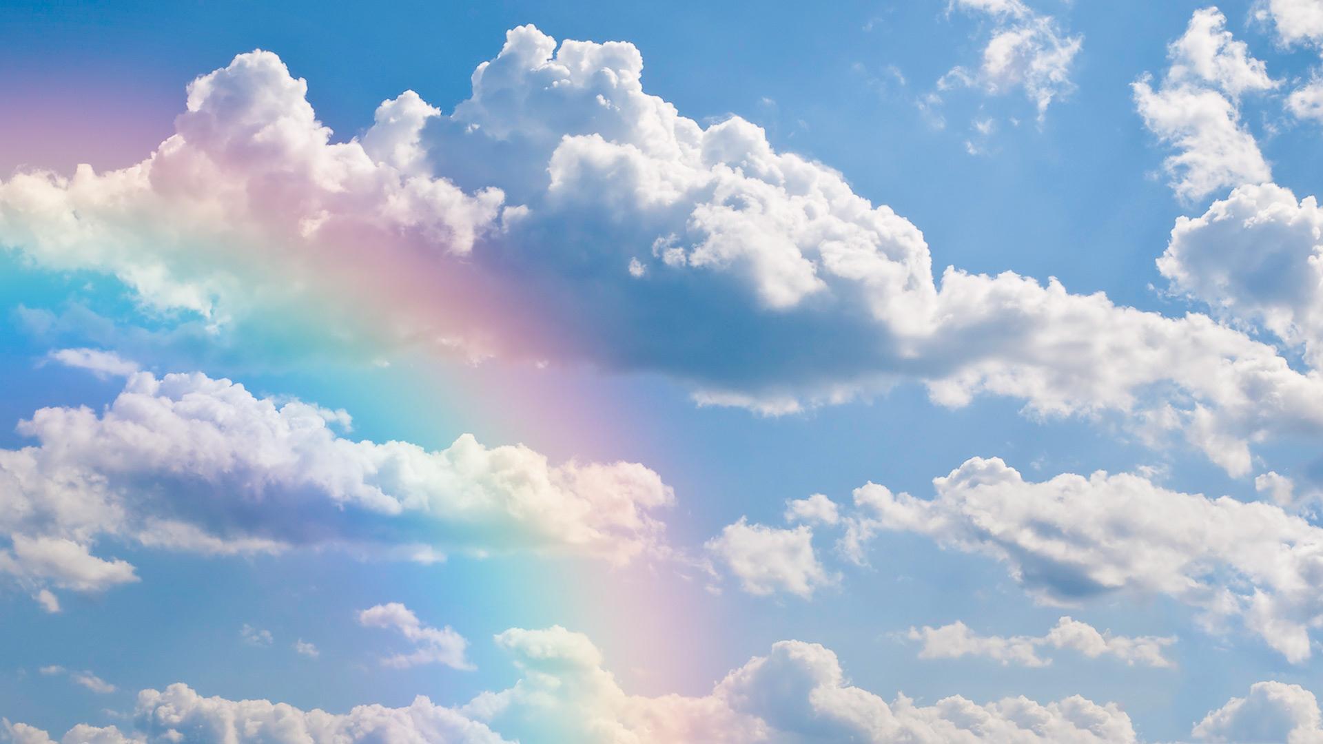 облака clouds на телефон