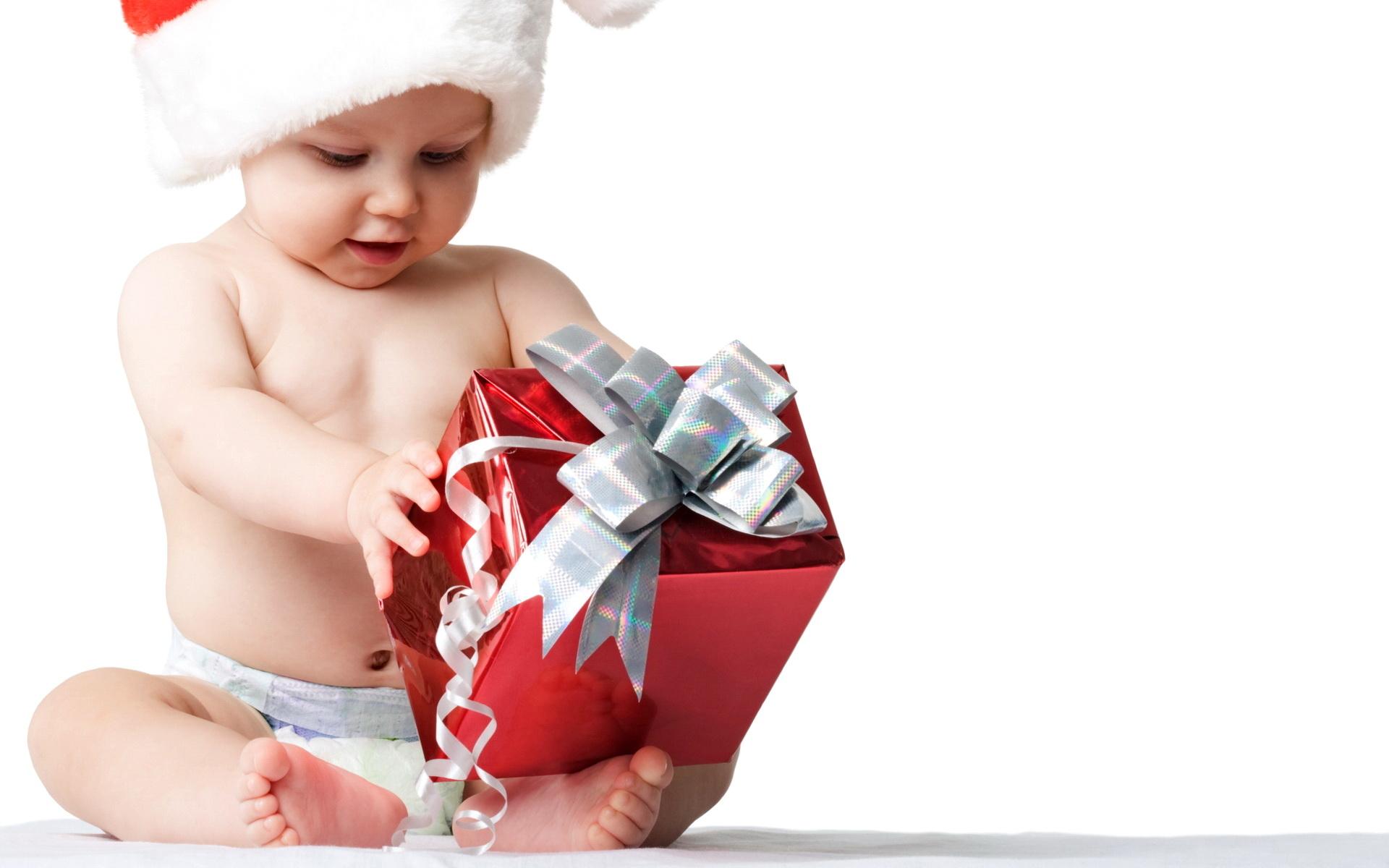 Подарок ребенку на новый год 1 год