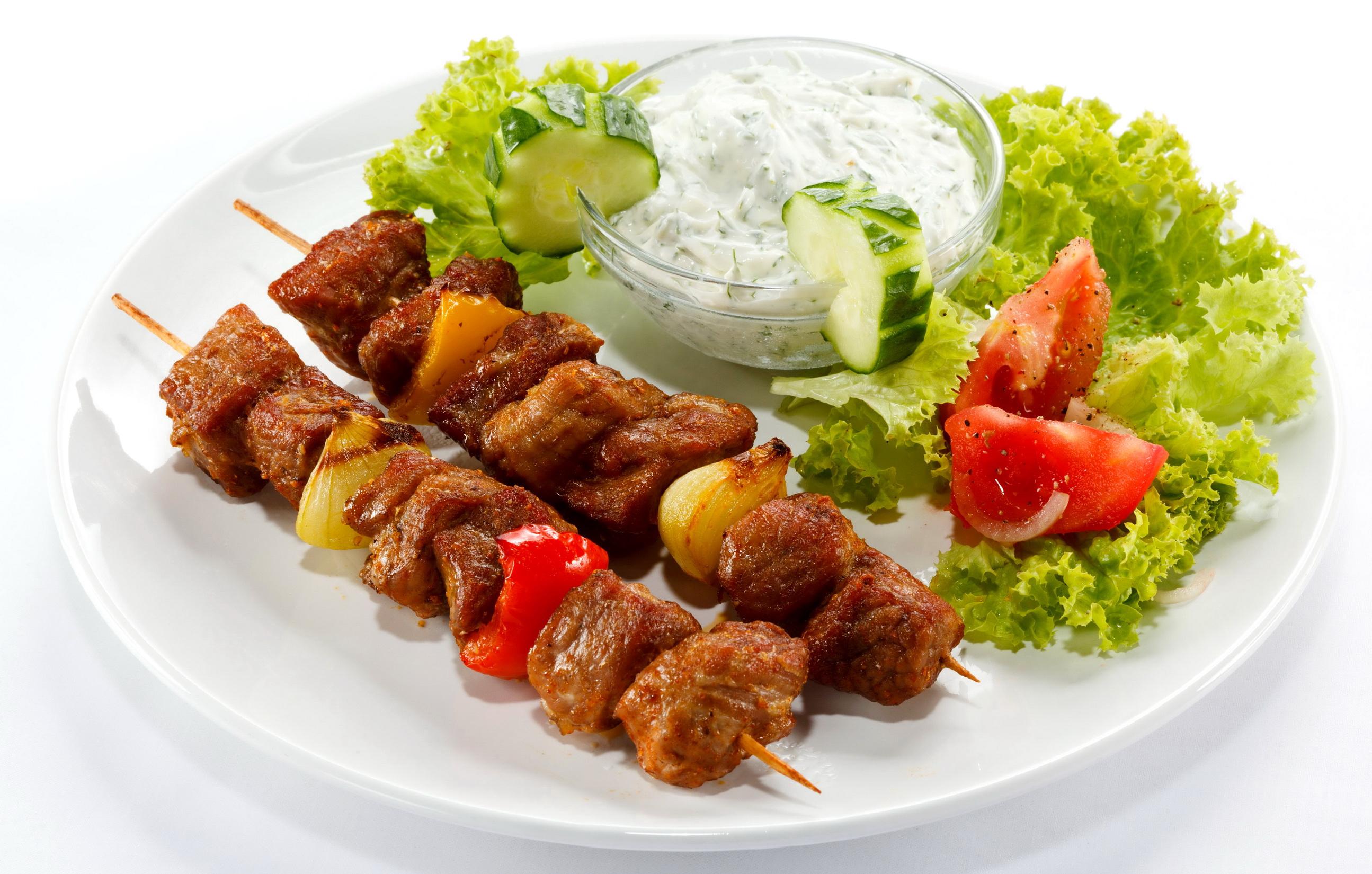 еда салаты рыба курица банкет  № 2124090 загрузить