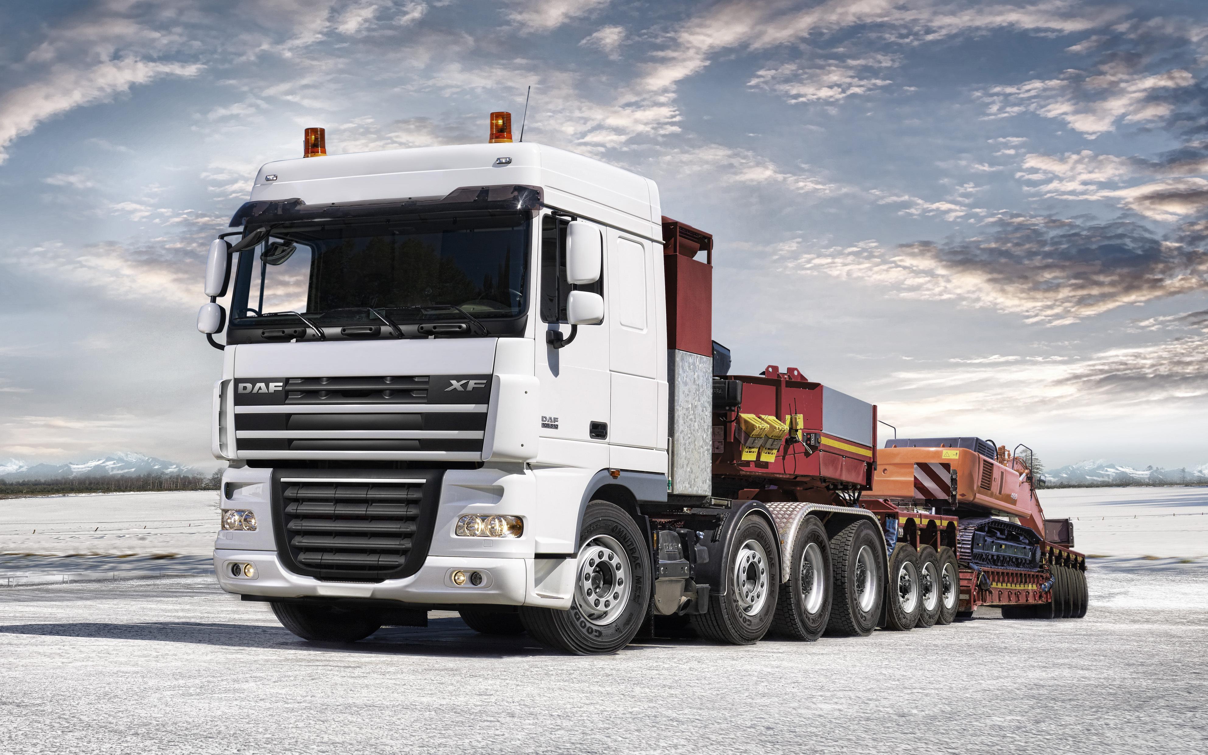 DAF Trucks NV  Official Site