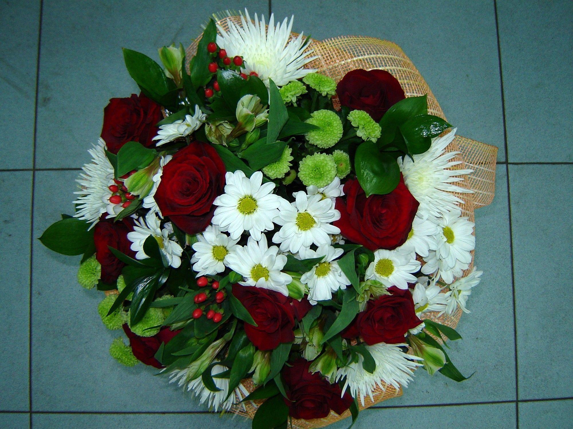 Букет цветов фото с описанием
