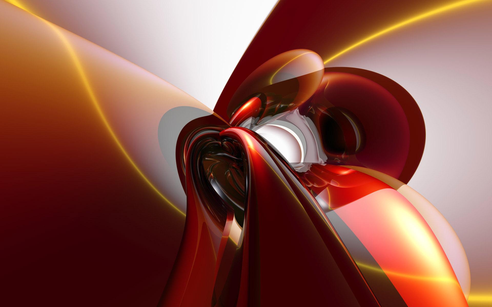 абстракция 3D без смс