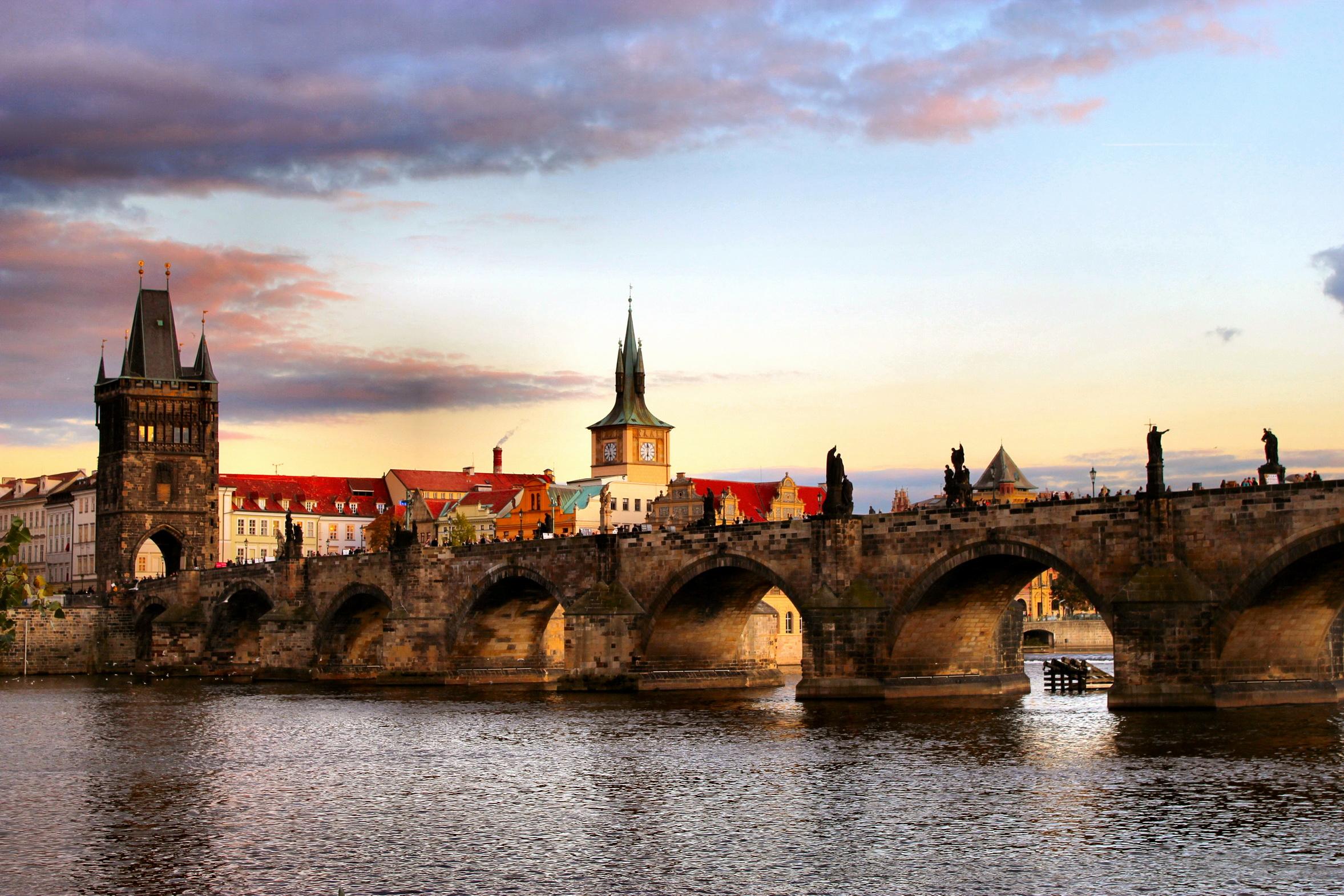 страны архитектура Прага Чехия загрузить