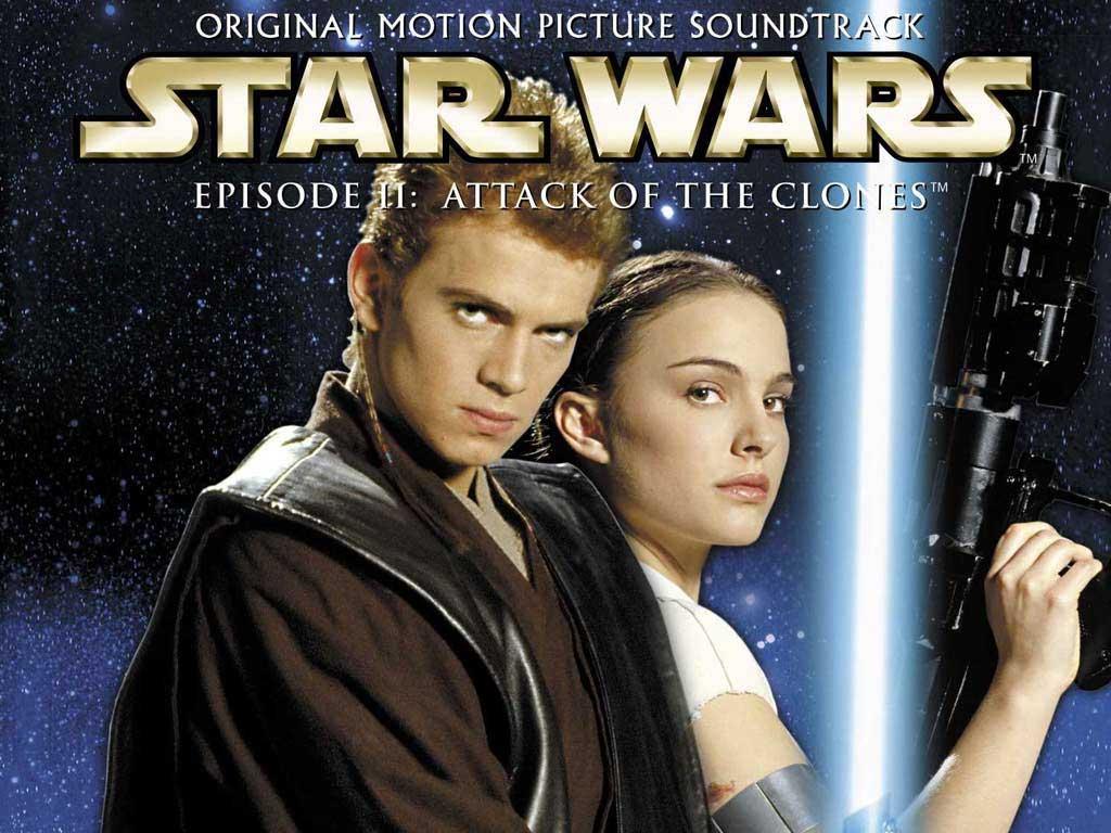 Обои для рабочего стола Звездные войны Звездные войны Эпизод 2 - Атака клонов Фильмы кино