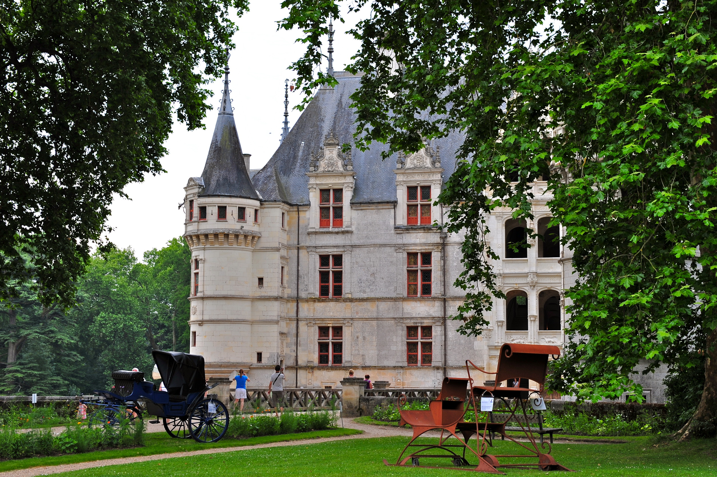 Chateau de Vizille, Isere, France  № 156929 бесплатно