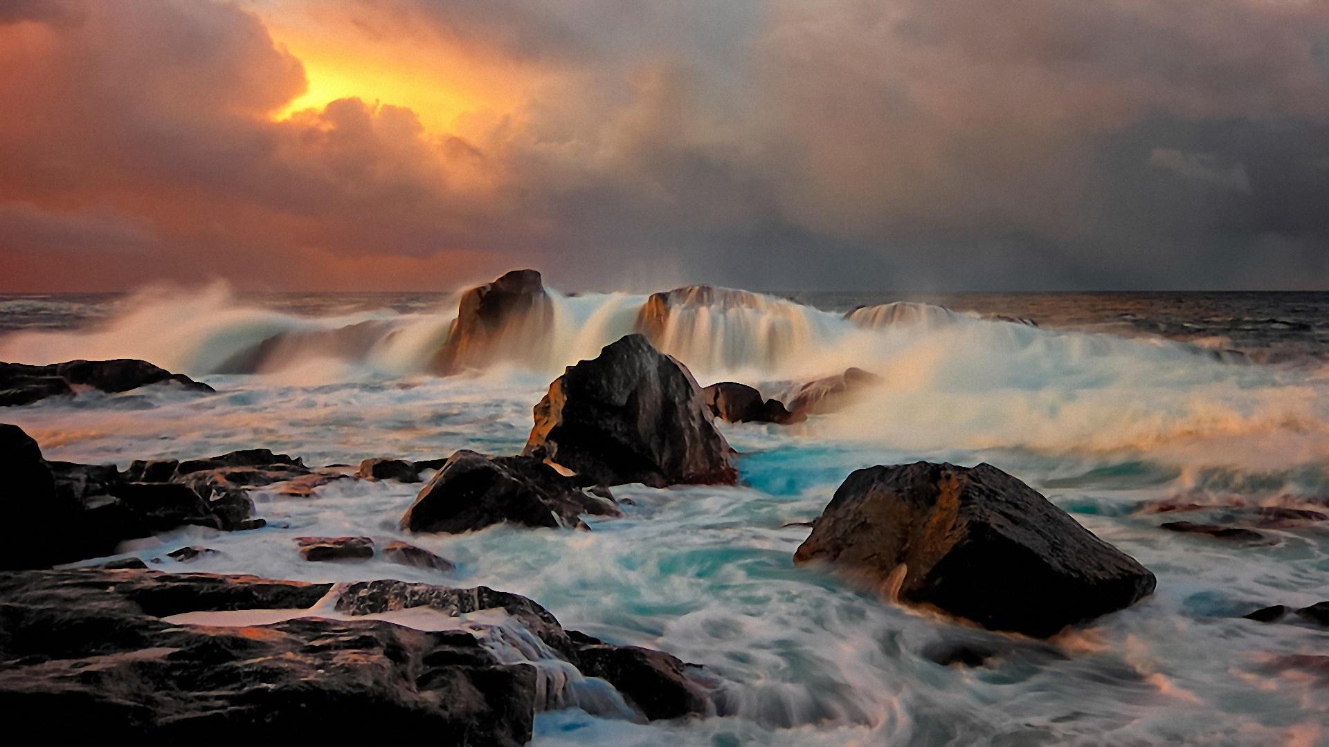 море перед бурей  № 3112463 загрузить
