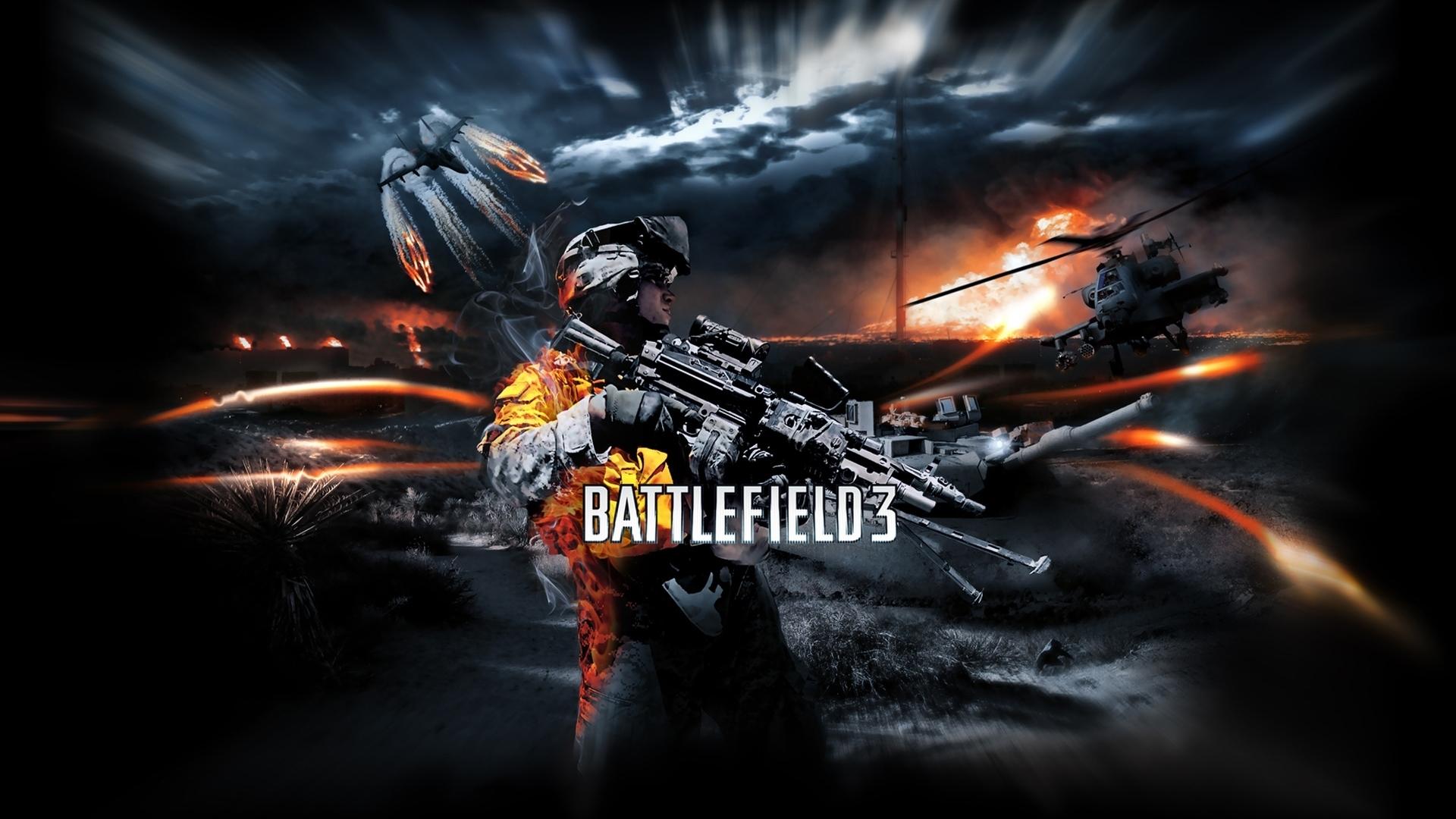 battlefield обои: