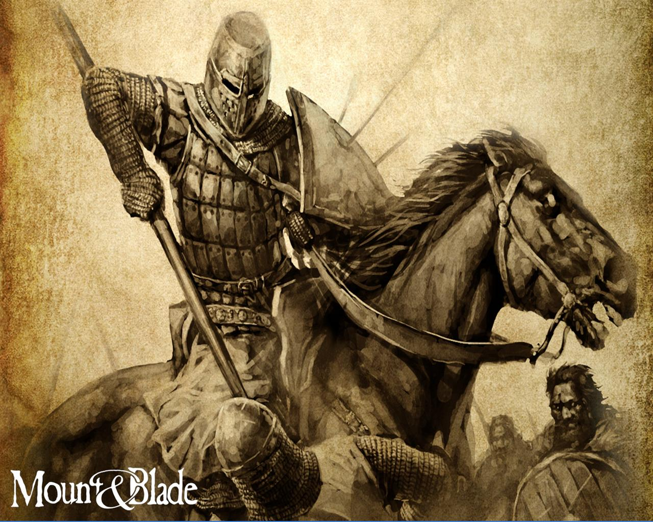 Mount and Blade.