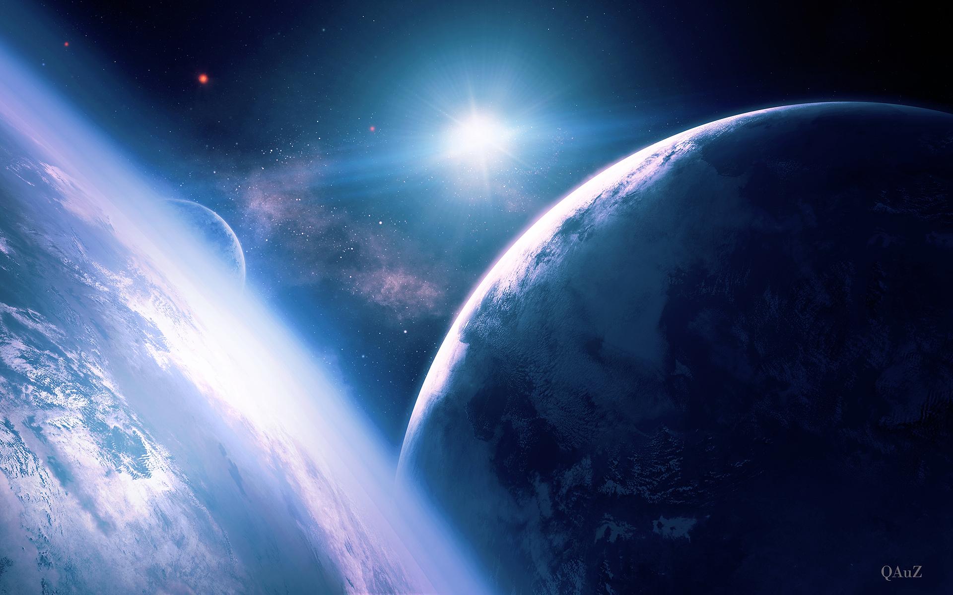 Обои космос земля спутник картинки на рабочий стол на тему Космос - скачать  № 1758093 загрузить