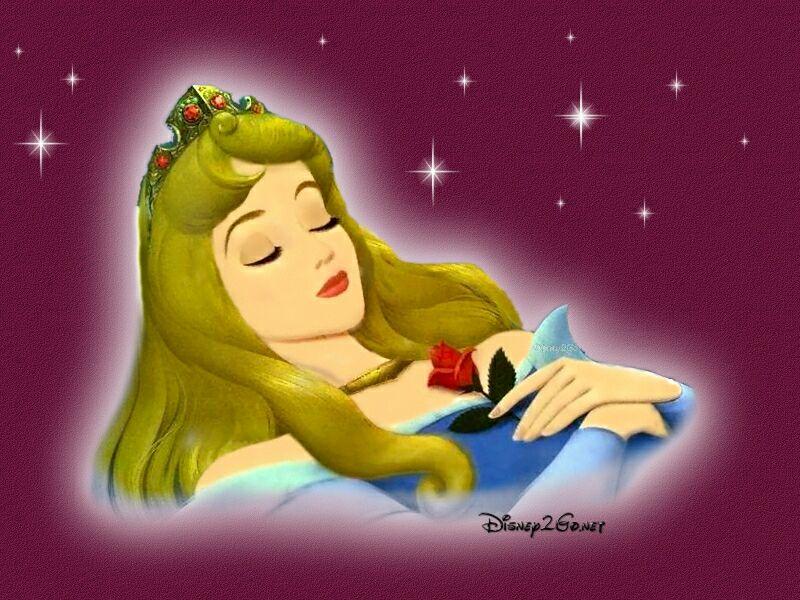 """""""Спящая красавица"""" - """"La Belle au bois dormant """", мультфильм на французском языке"""
