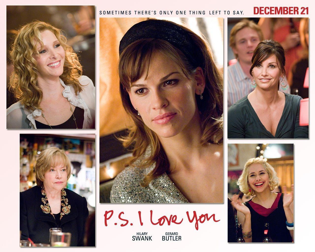 Картинка P.S. Я люблю тебя кино Фильмы