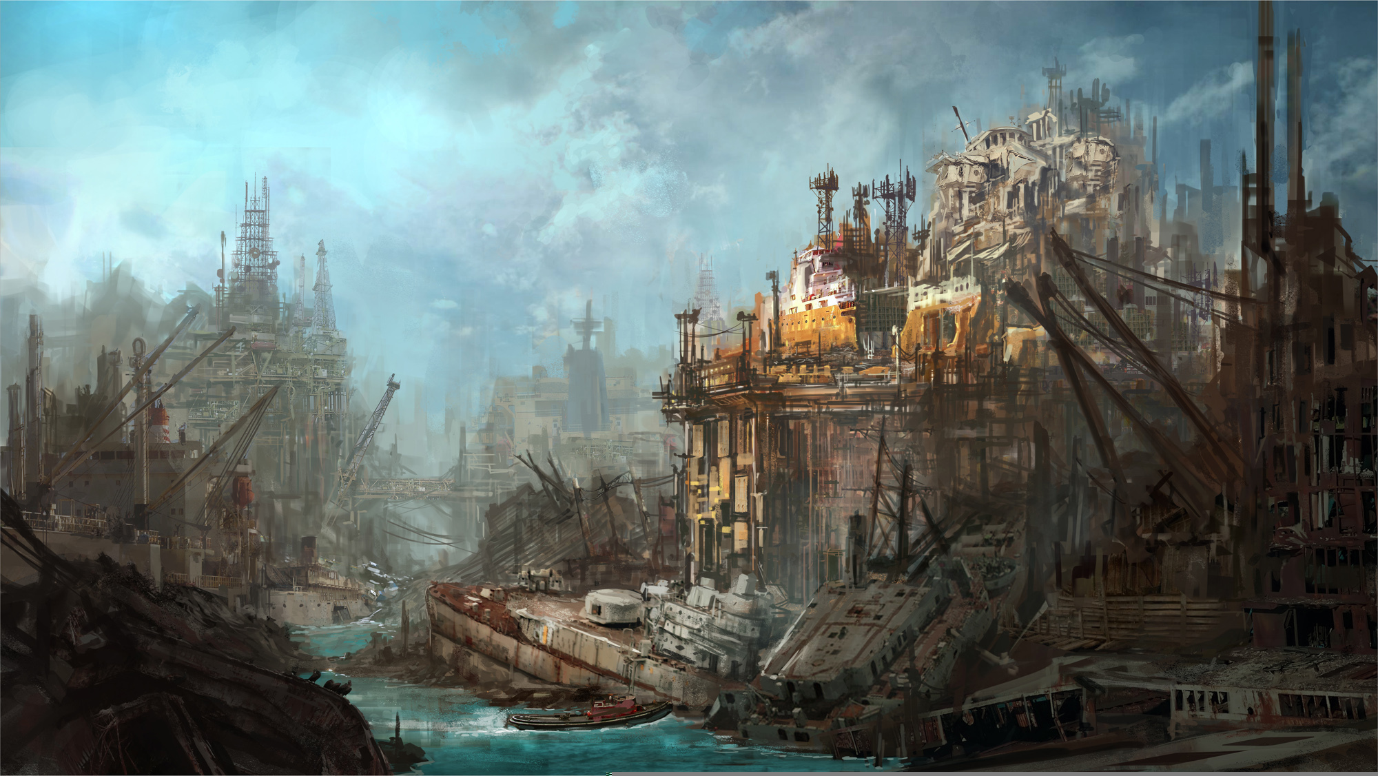 апокалипсис разрушения без смс