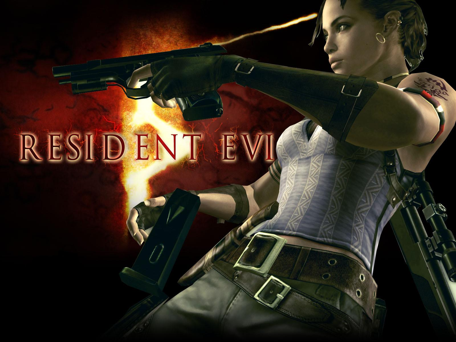 Resident evil 5 nuds girls pic fucking photos