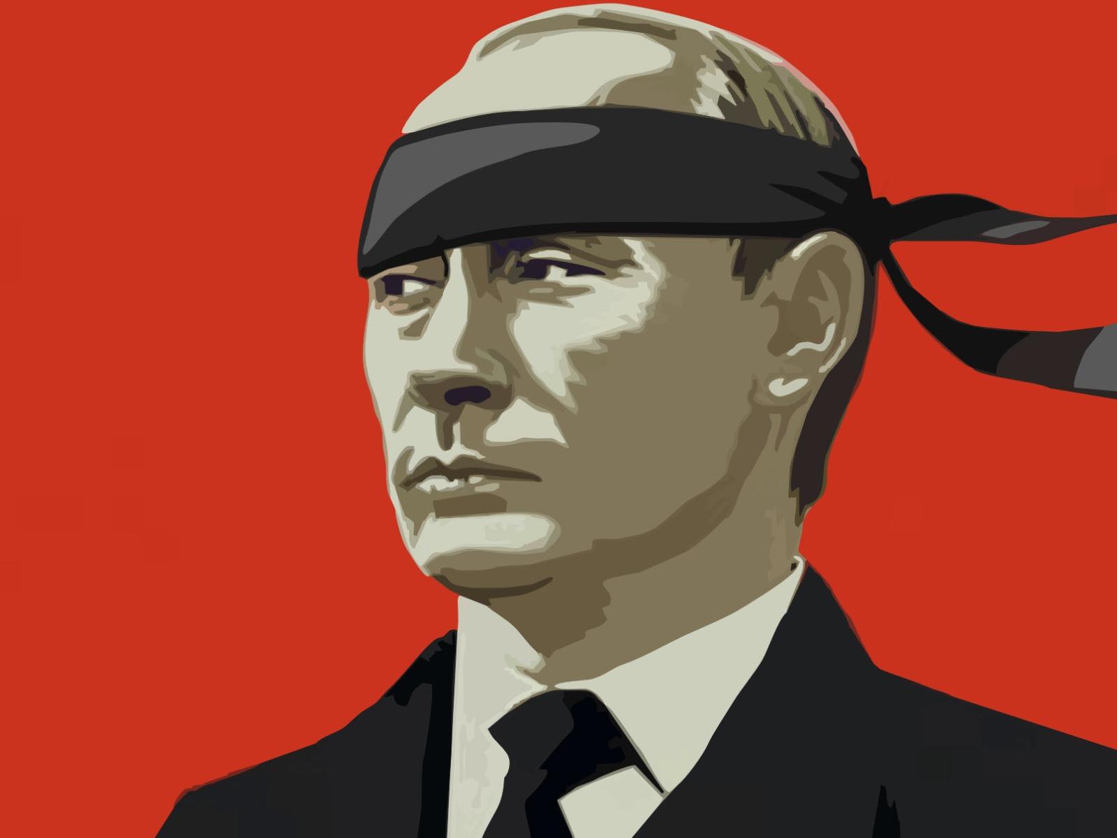 Картинки Владимир Путин Юмор Президент Векторная графика Смешные