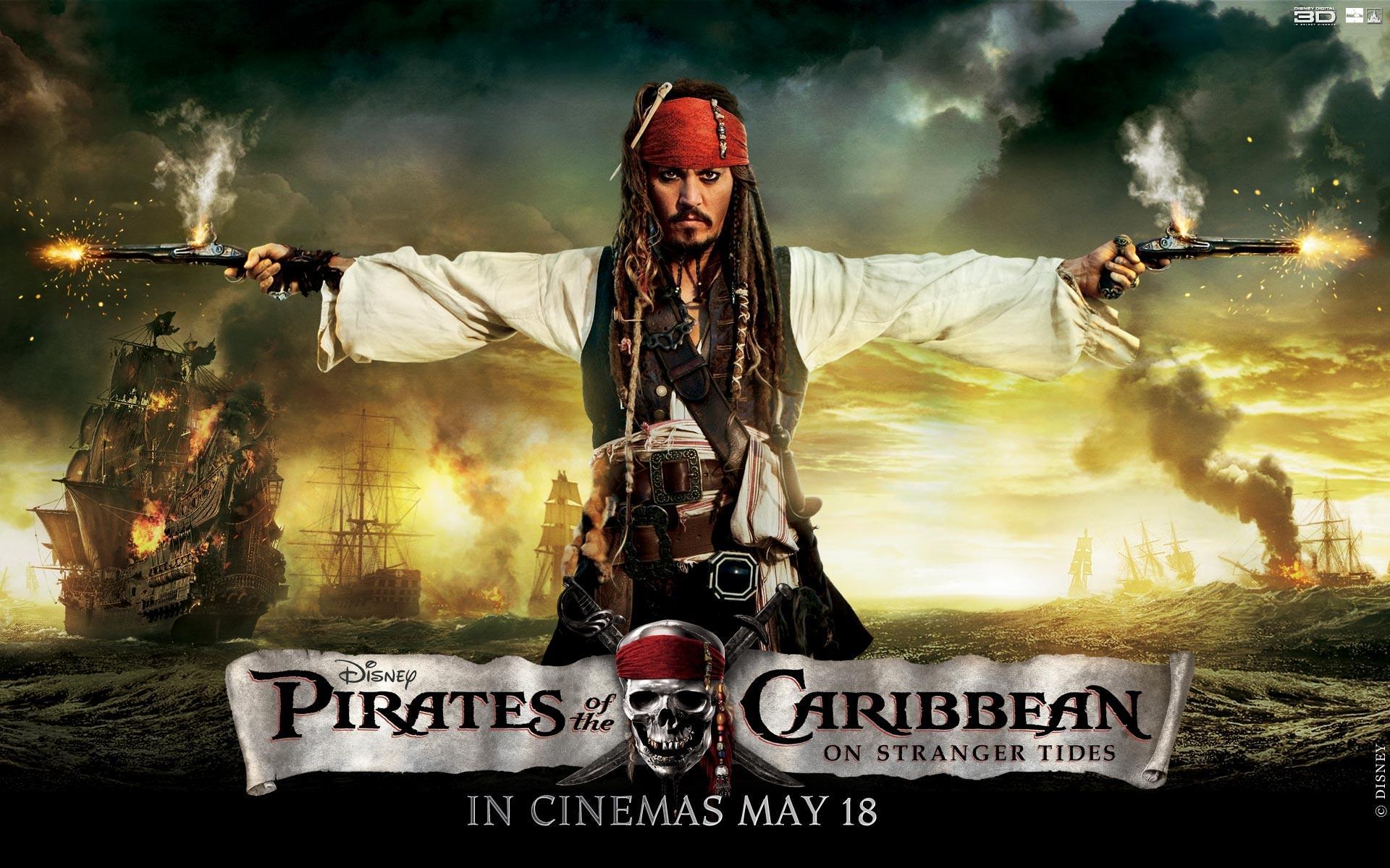 Пираты Карибского моря: На краю Света - КиноПоиск