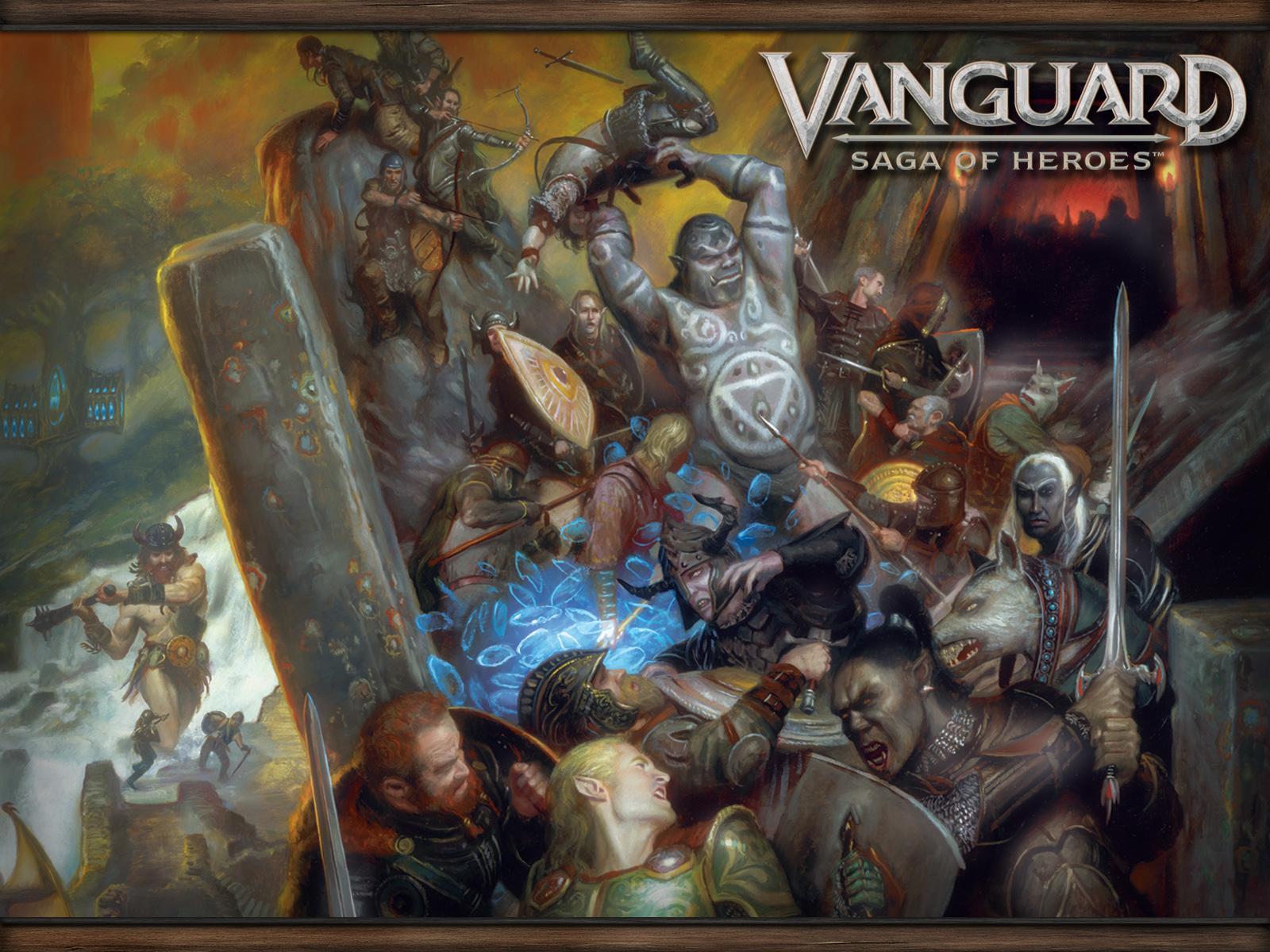 Vanguard saga of heroes nude mod sexy scene