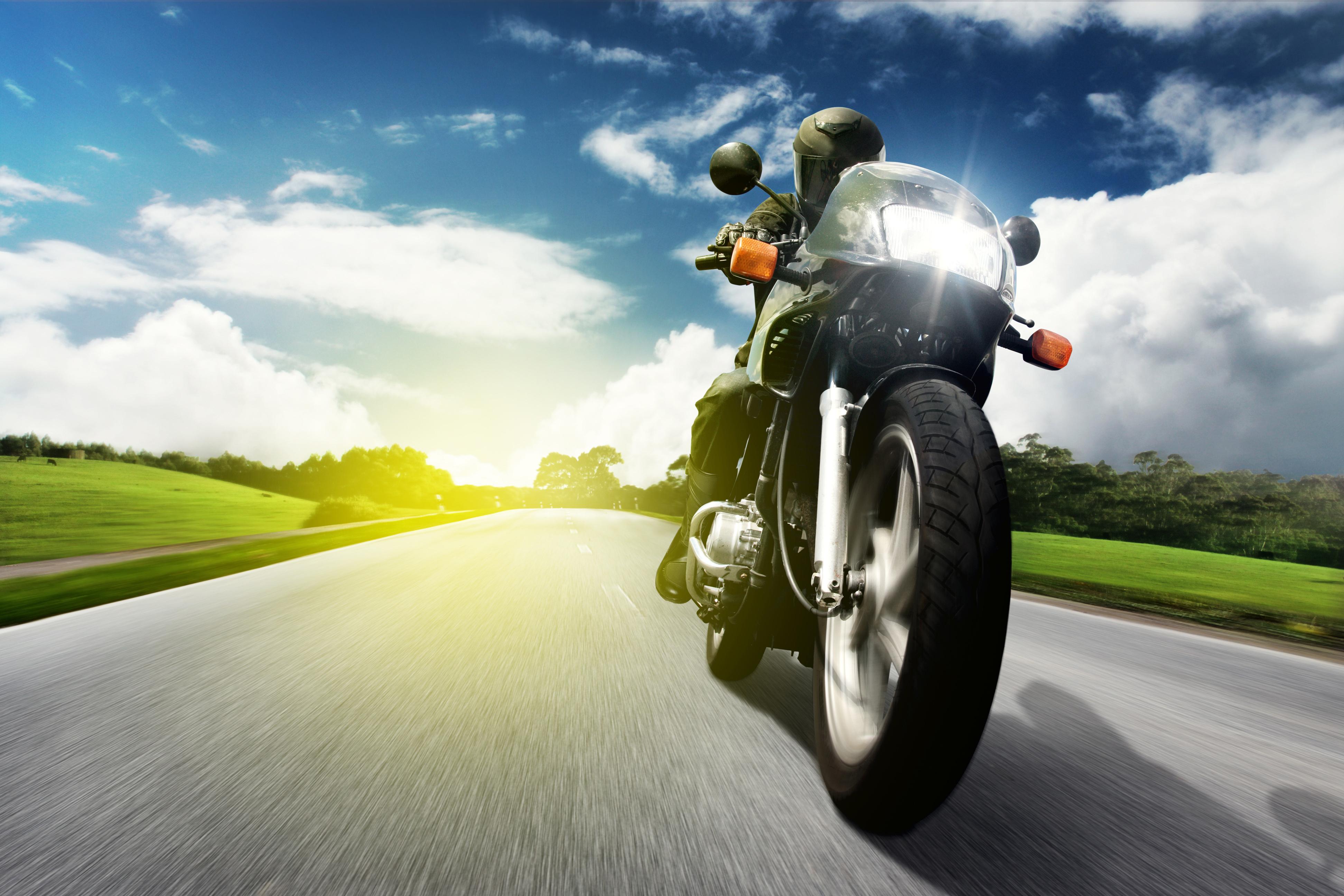 мотоцикл дорога подставка бесплатно