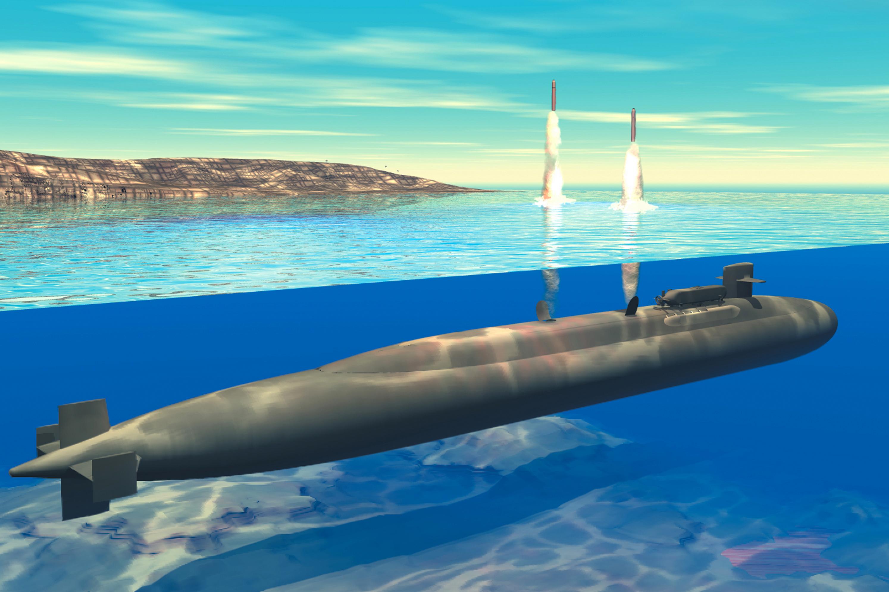 представления все о подводных лодках дети девочки