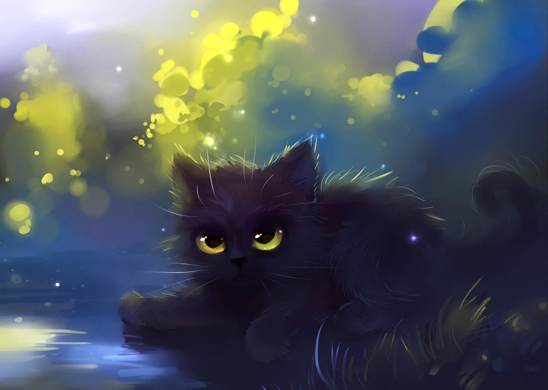 Cute animated animal wallpapers