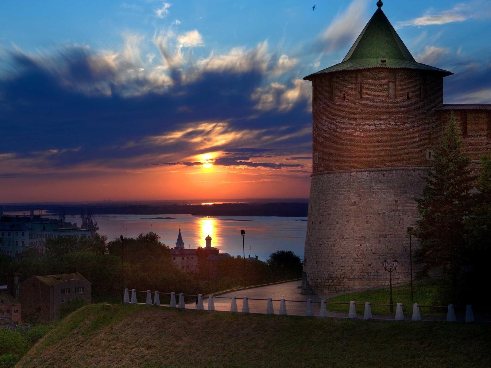Обои Замки ( Крепости ) Города Фото 79621.