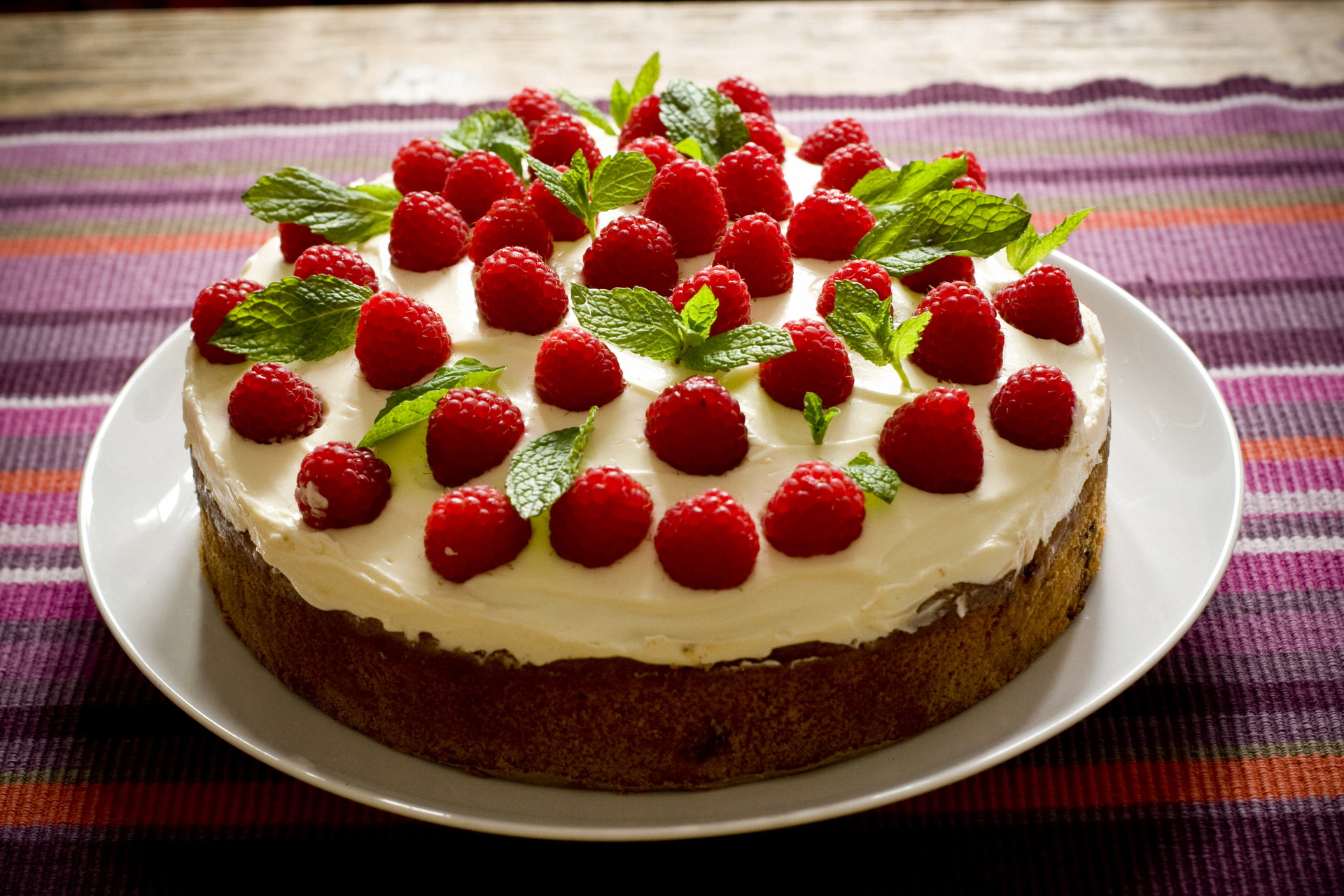 strawberry birthday cake recipe - HD1920×1200