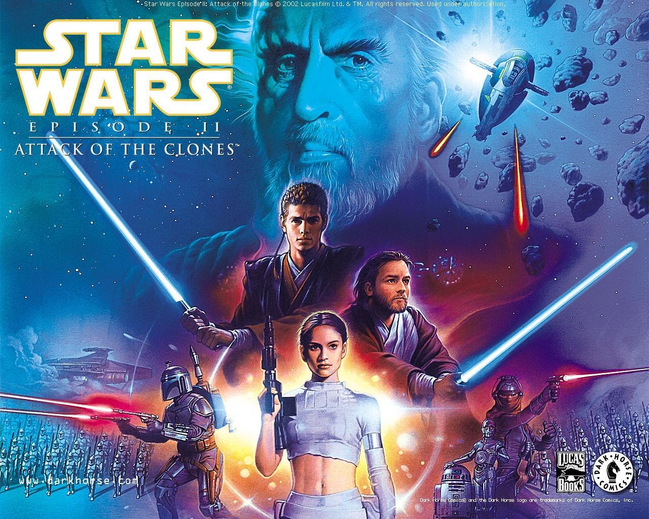 Фотография Фильмы Звездные войны Звездные войны Эпизод 2 - Атака клонов Световой меч кино